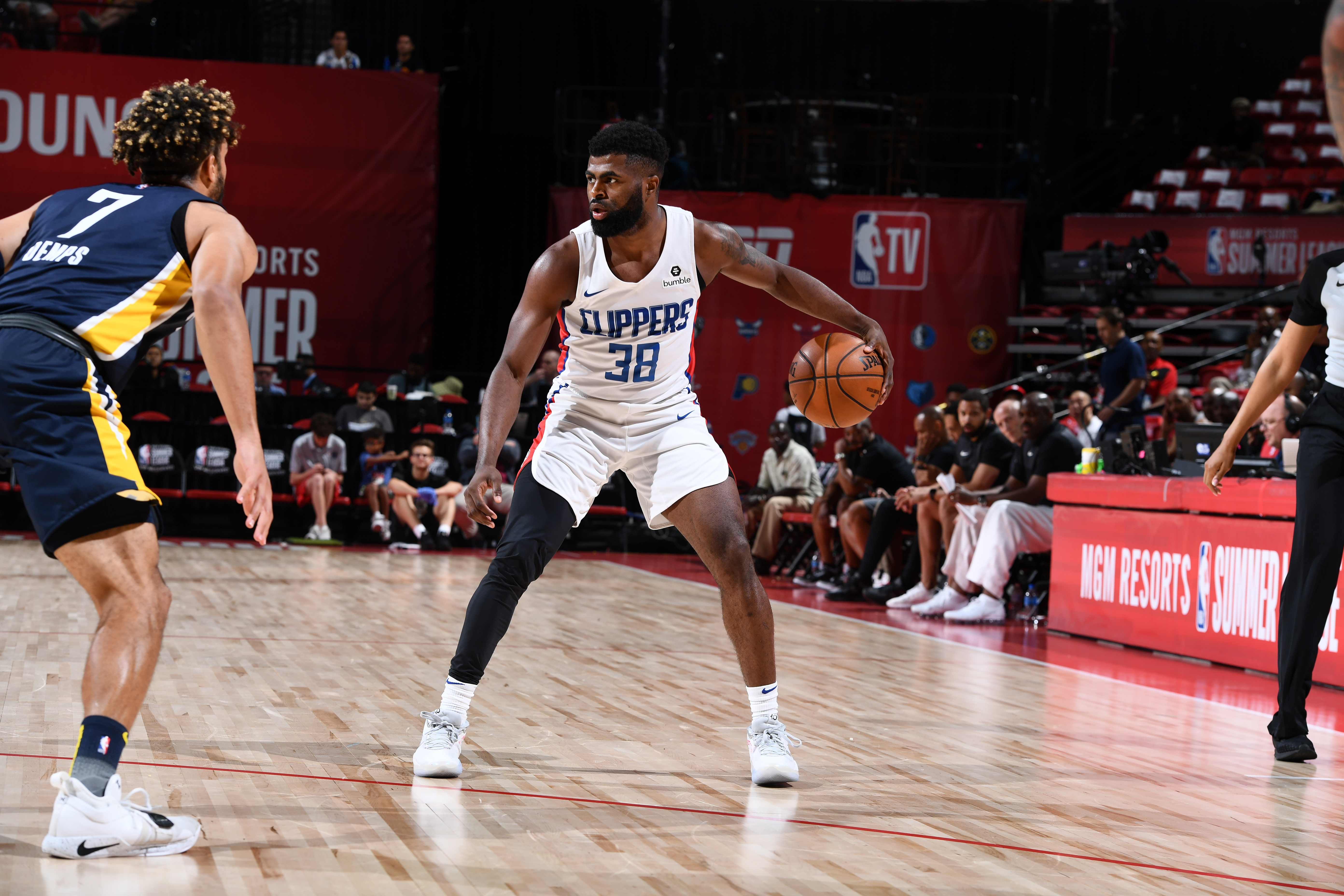 2019 Las Vegas Summer League - Day 8 - Indiana Pacers v LA Clippers