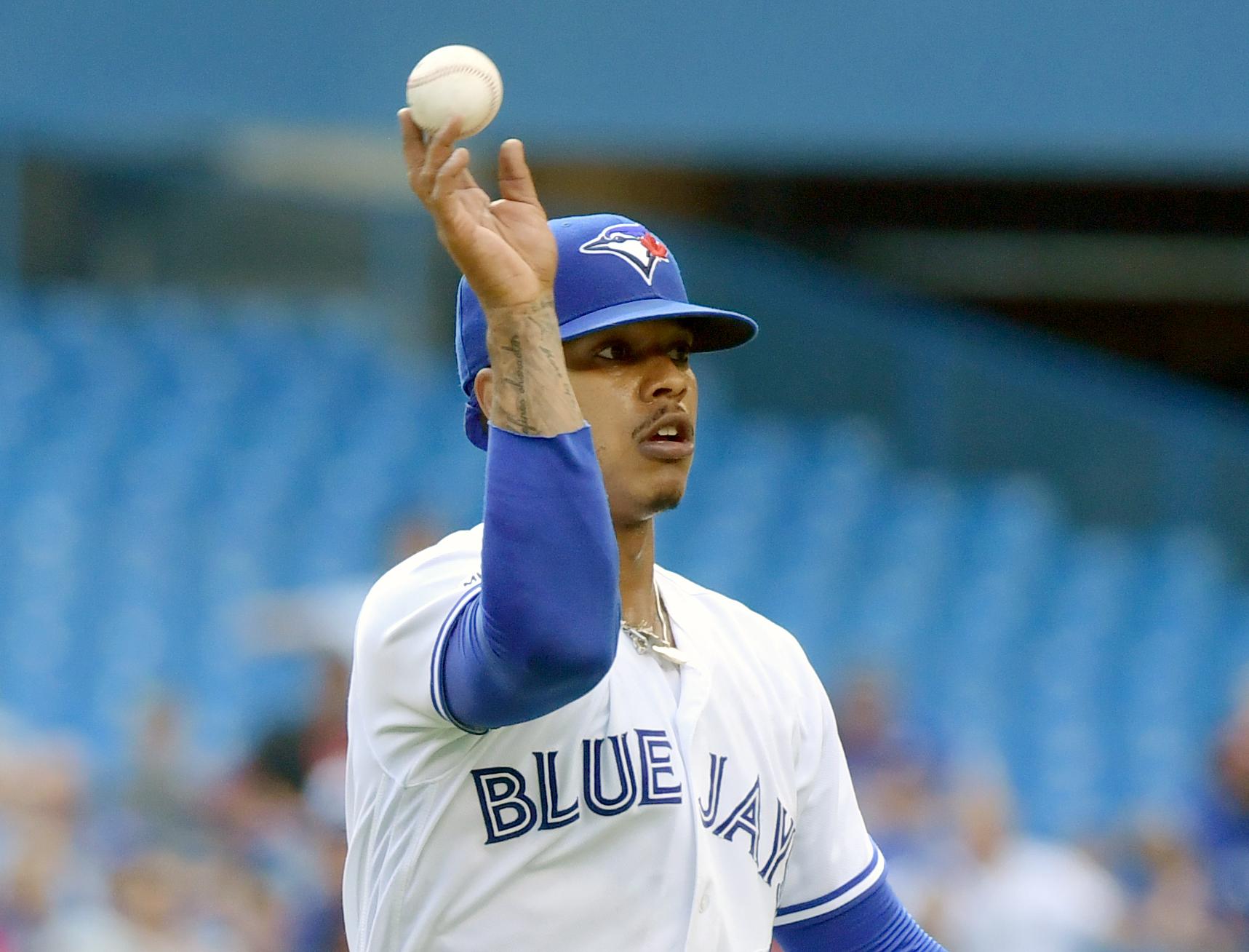 MLB: Kansas City Royals at Toronto Blue Jays