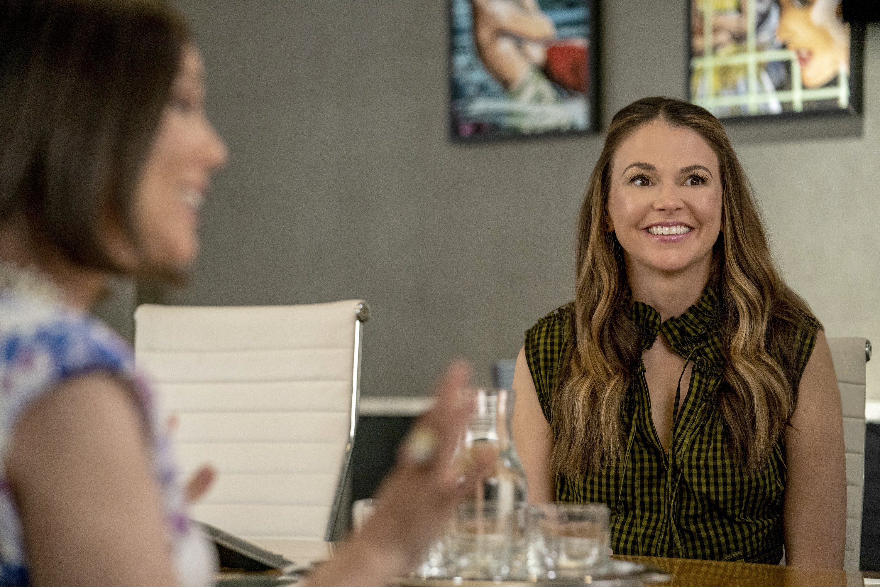 Sutton Foster stars in Younger.