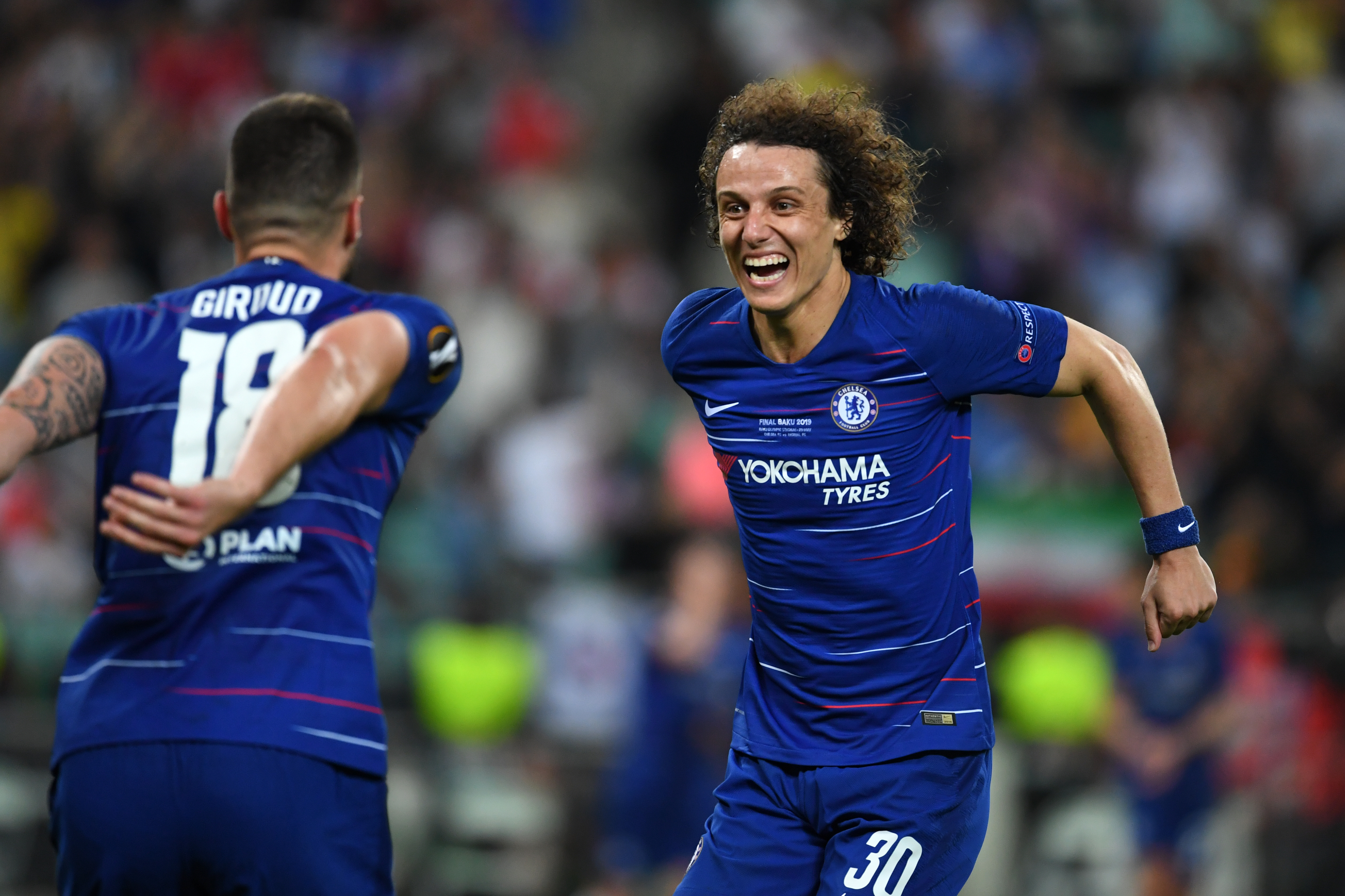 David Luiz looking to help the next generation succeed at Chelsea