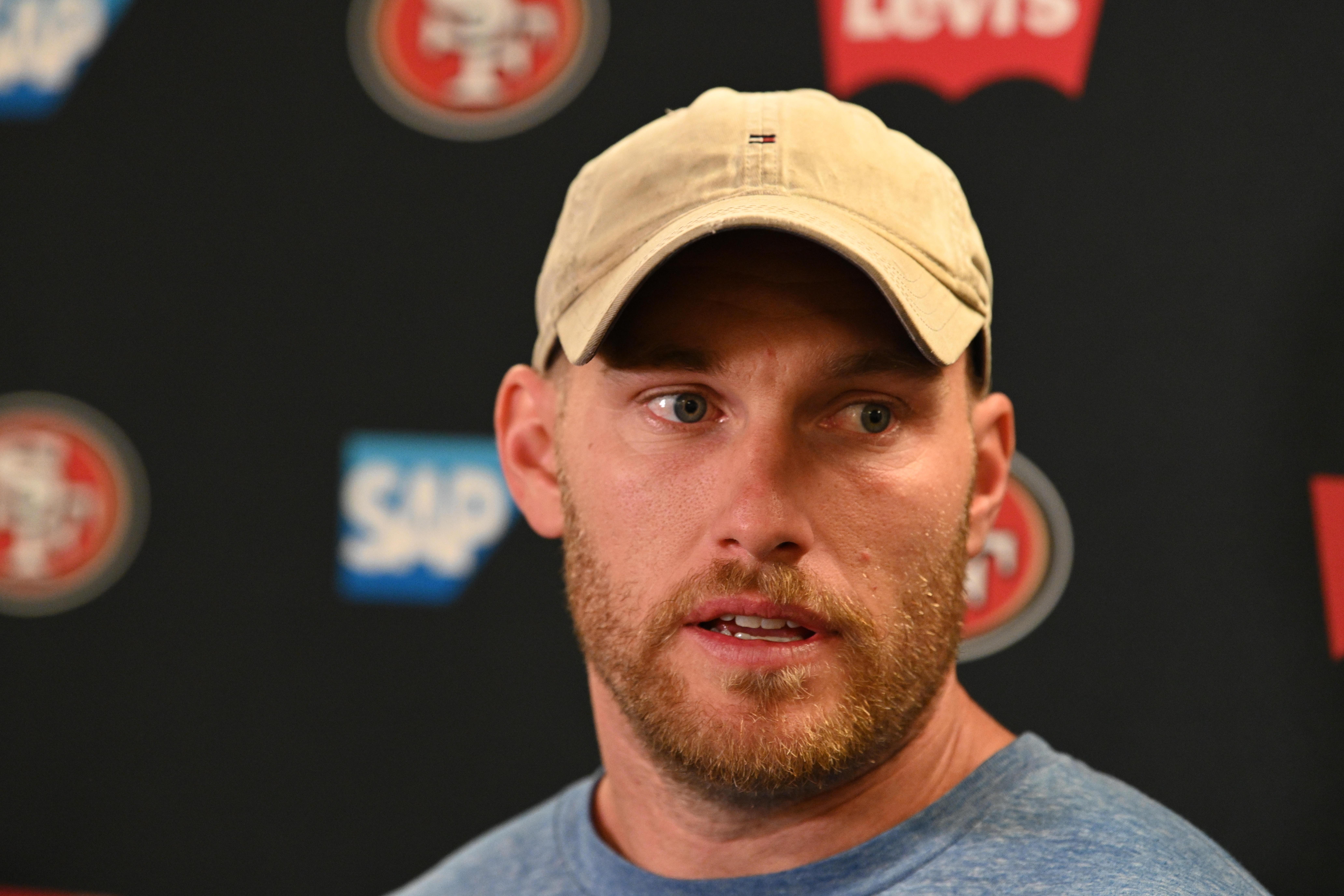 NFL: MAY 02 49ers Rookie Mini-Camp