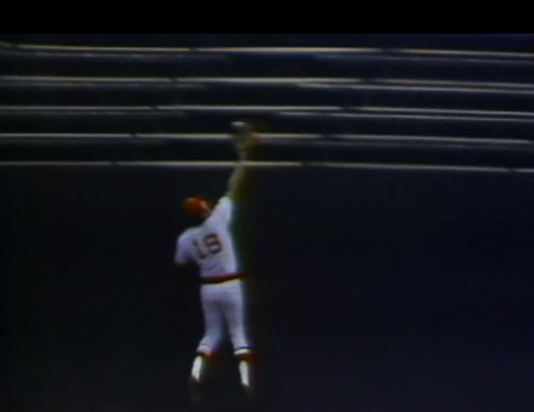 The catch that stole Mel Allen's heart.