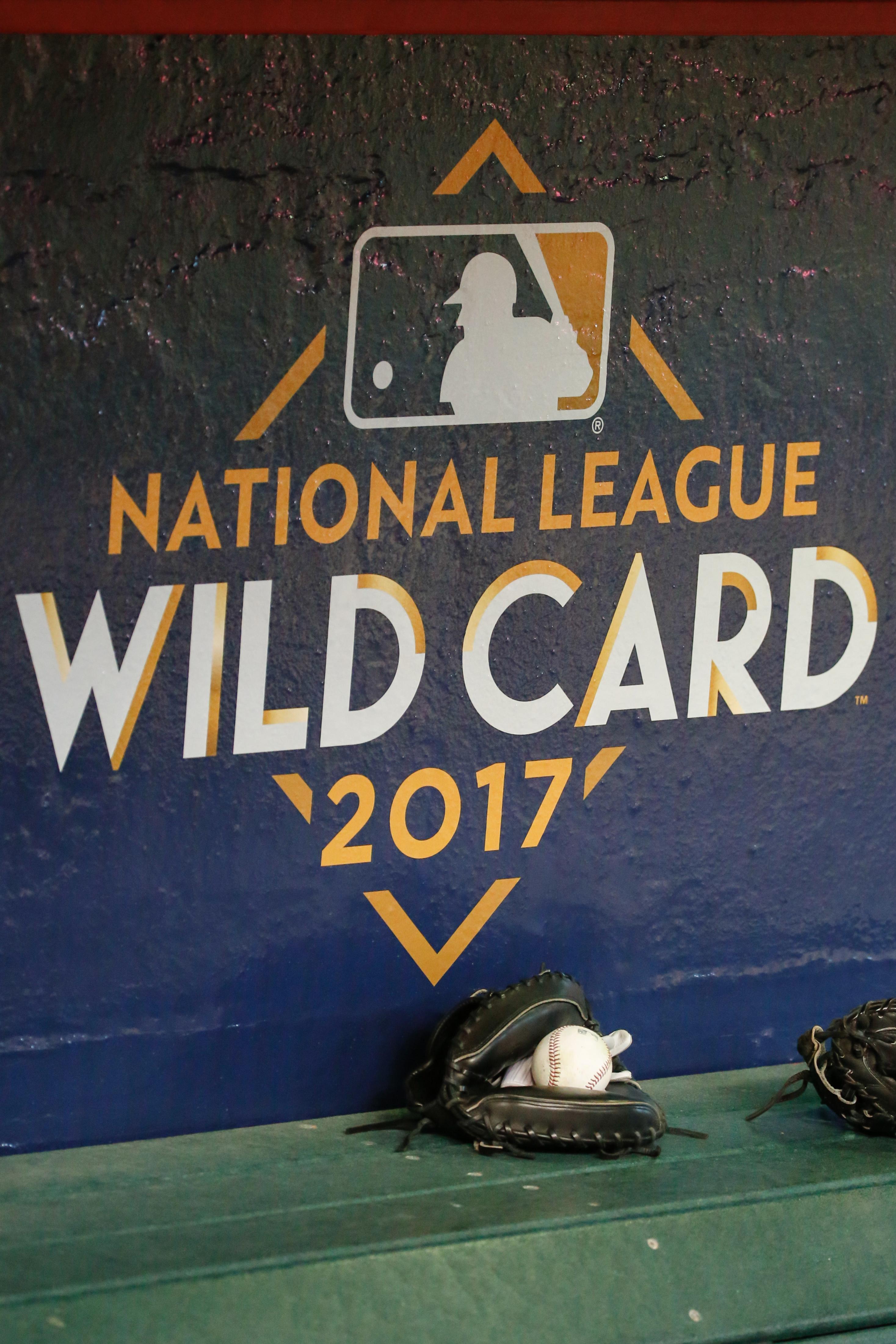 MLB: OCT 04 NL Wild Card Game - Rockies at Diamondbacks