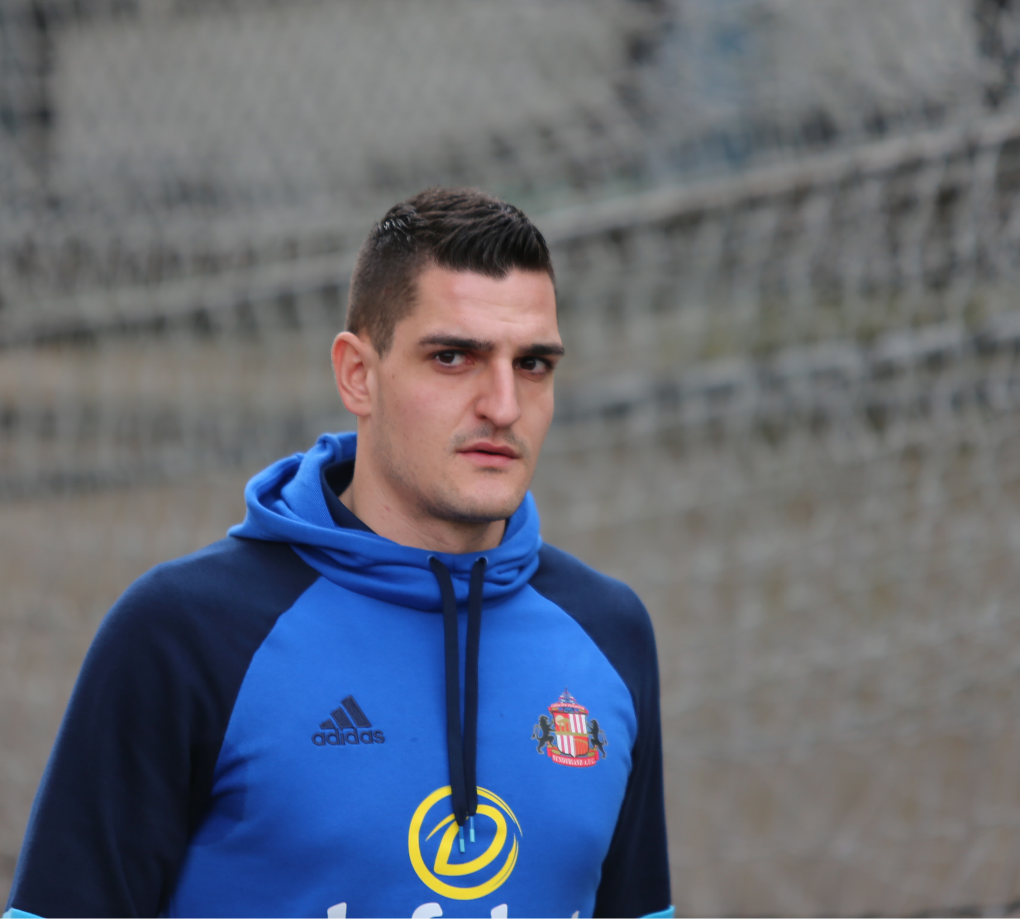 Interview: Ex-Sunderland keeper Vito Mannone speaks honestly about playing for Big Sam & Moyes