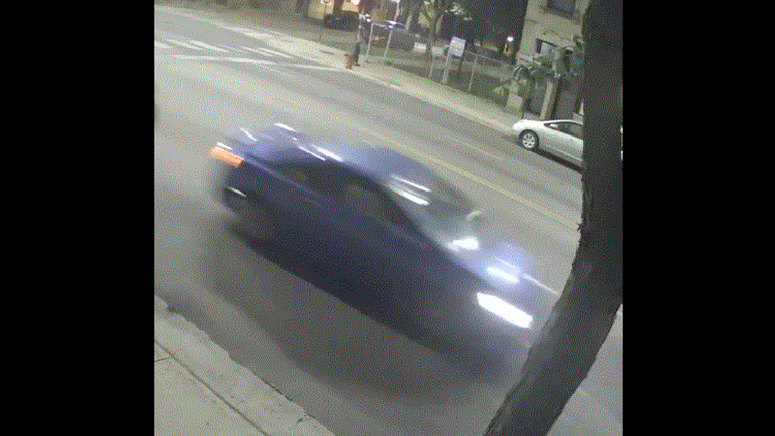The driver of this vehicle is wanted by police for striking a bicyclist Sunday in Humboldt Park.