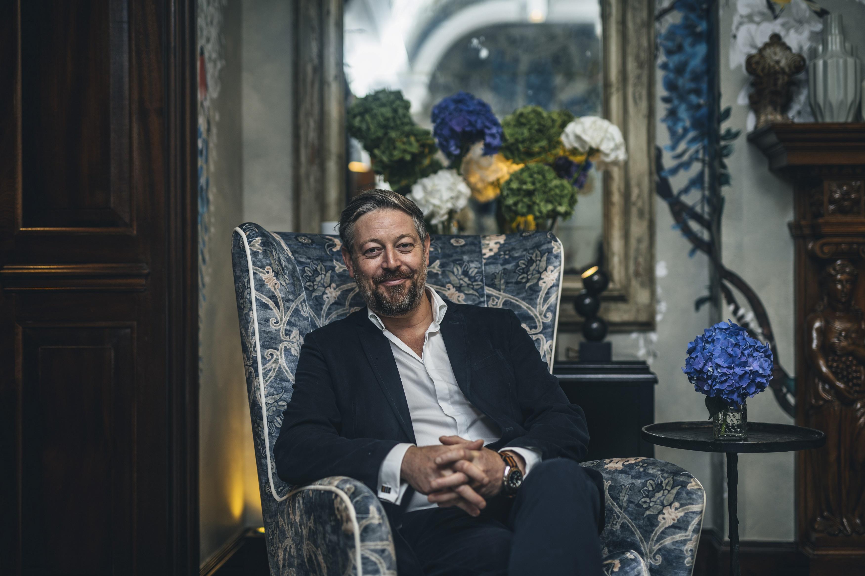Beck Restaurant at Browns Hotel in Mayfair will be taken over by Michelin-starred Trinity's Adam Byatt