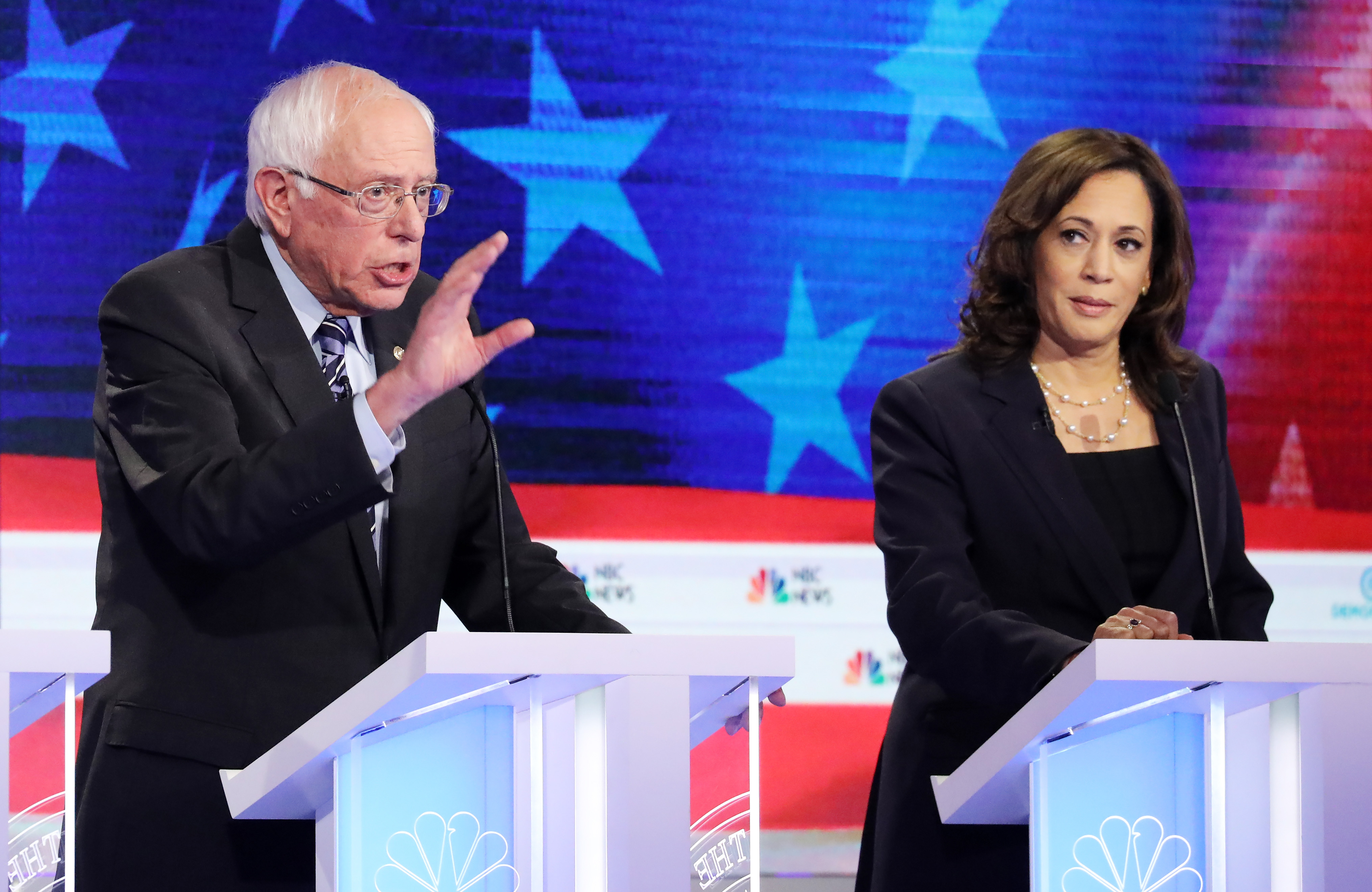 The DNC just announced the roster for the second Democratic debate