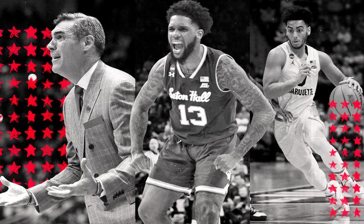 Big East college basketball teams, ranked for the 2019-2020 season