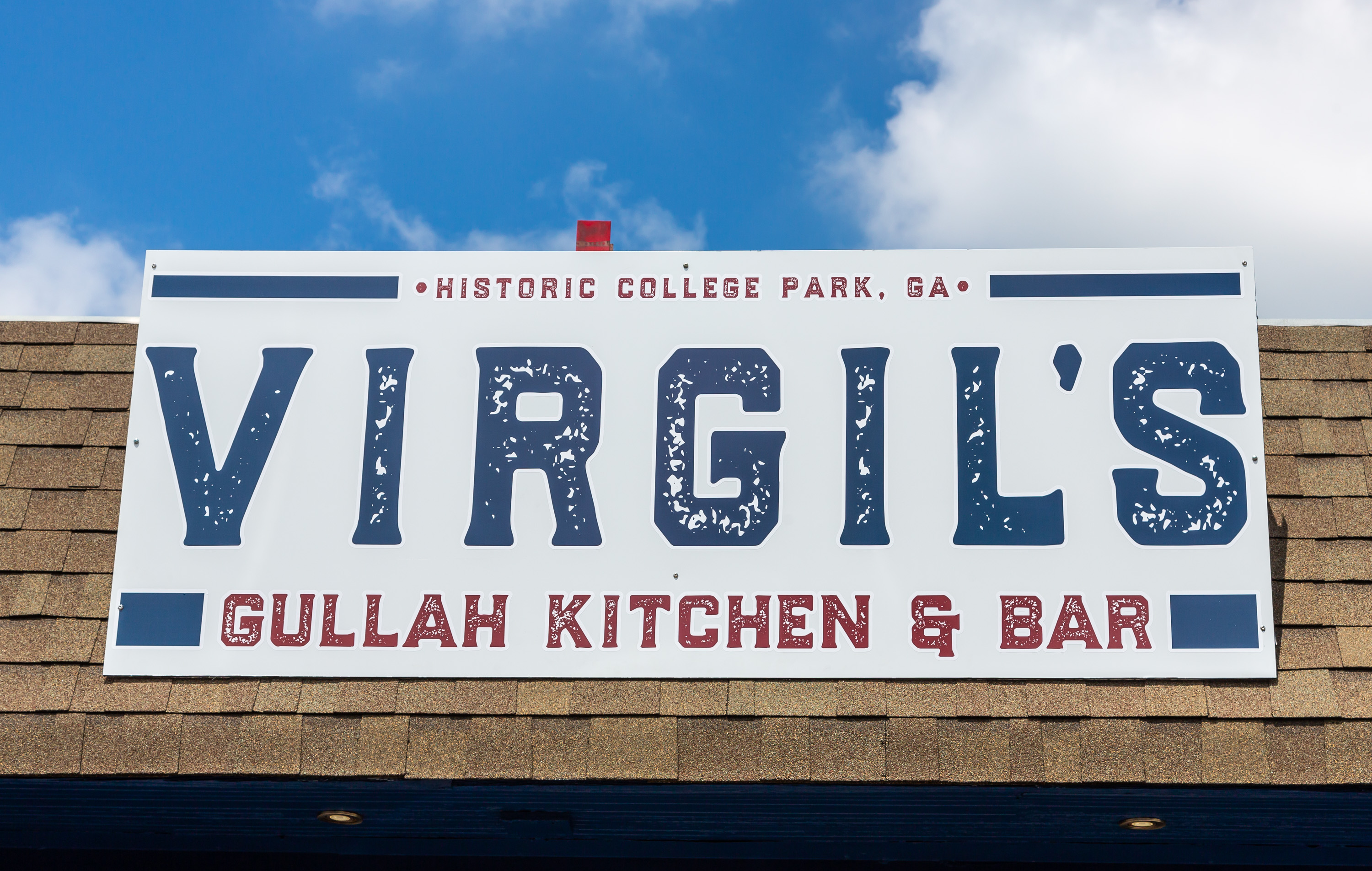 Virgil's Gullah Kitchen Opens for Crab Rice and Cocktails in College Park