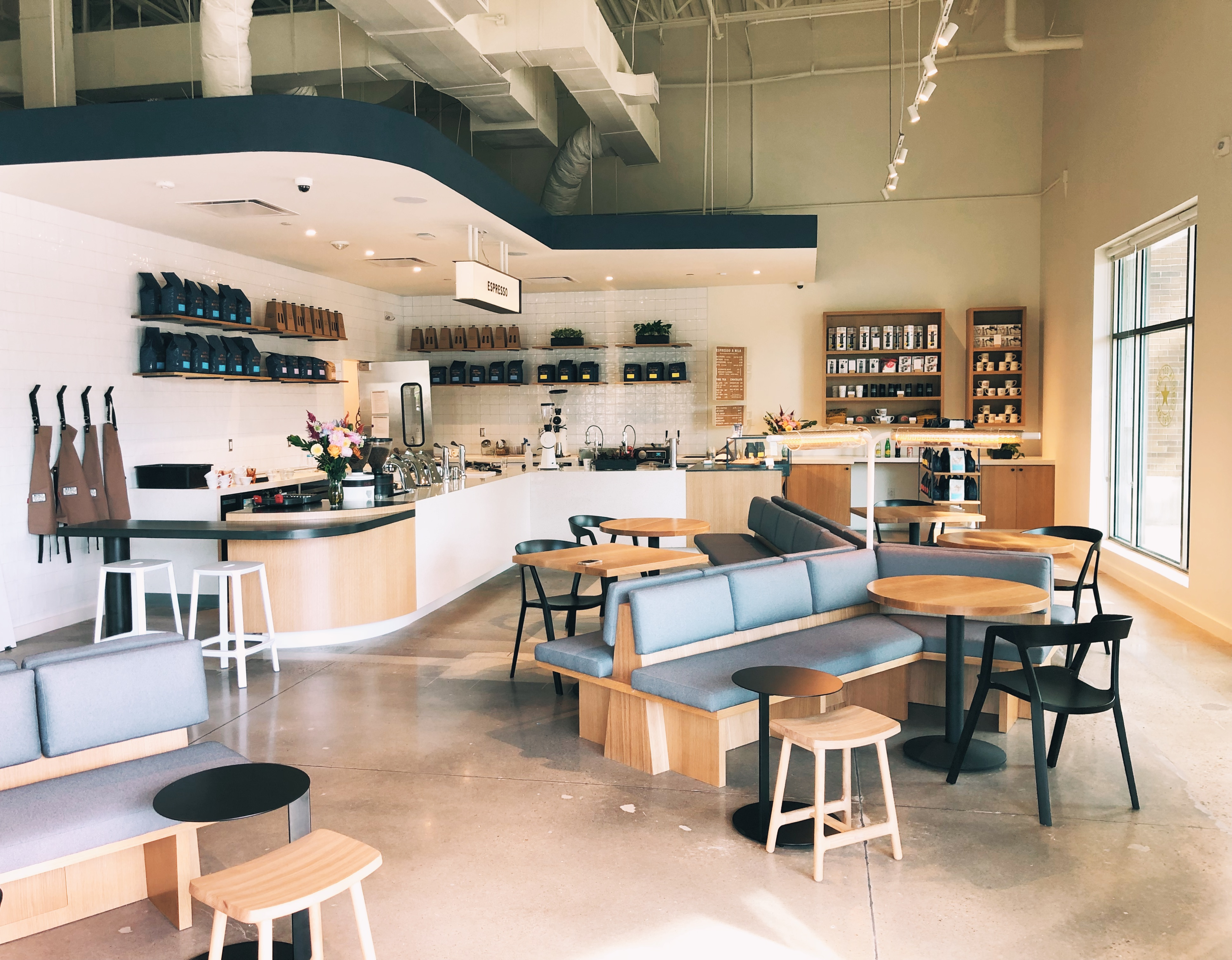 San Antonio-Based Coffee Shop Expands Quickly With Third Cafe in the Triangle