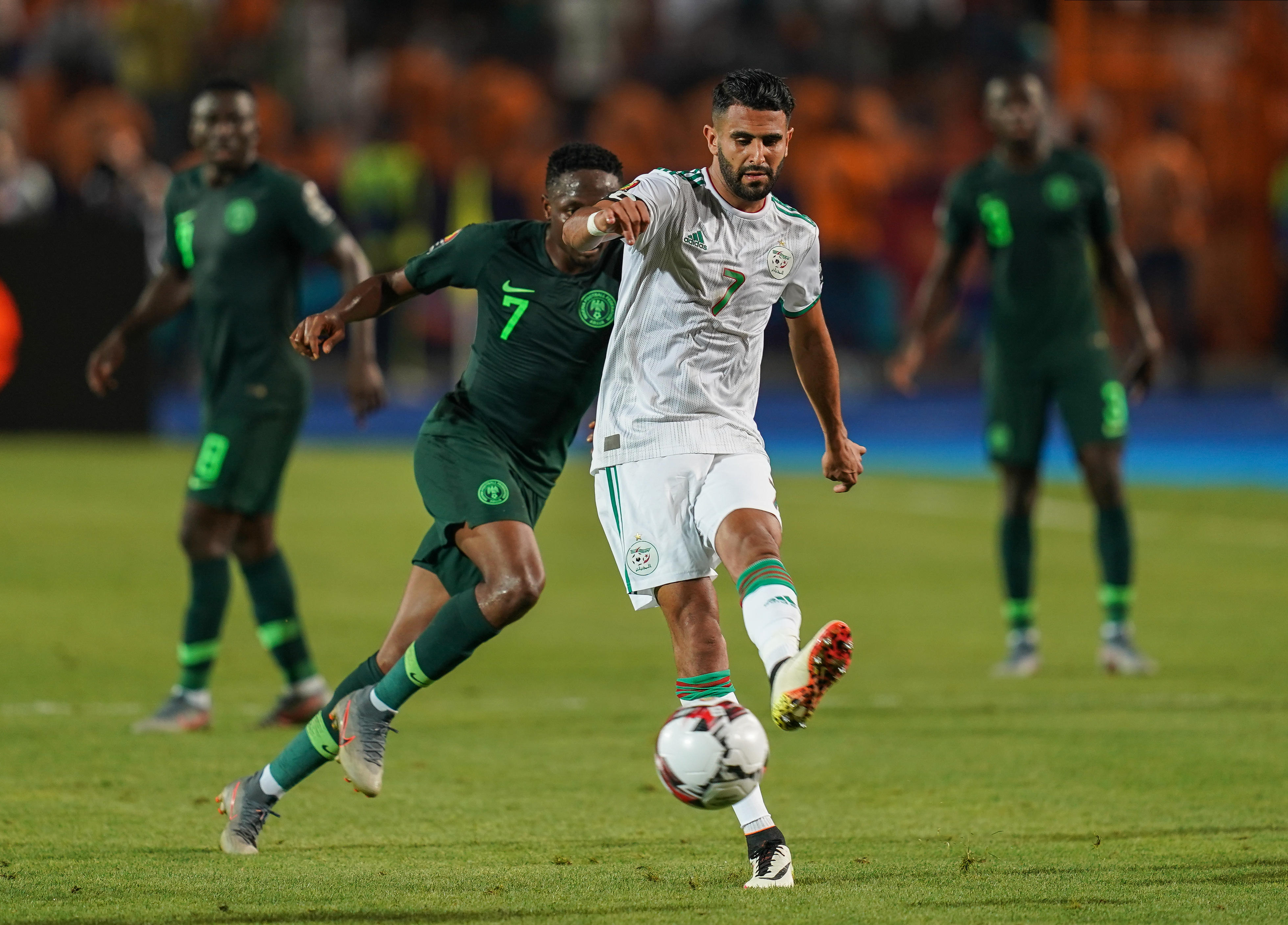 Manchester City at the Africa Cup of Nations: Part 6