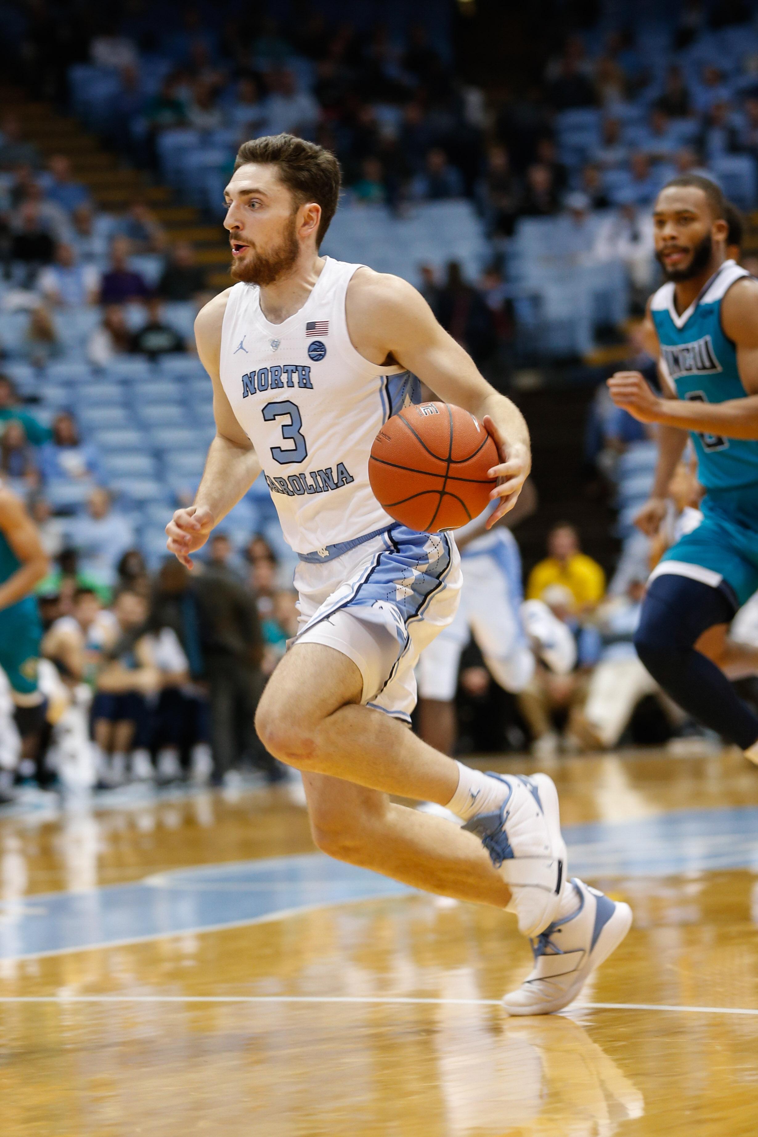NCAA Basketball: NC-Wilmington at North Carolina
