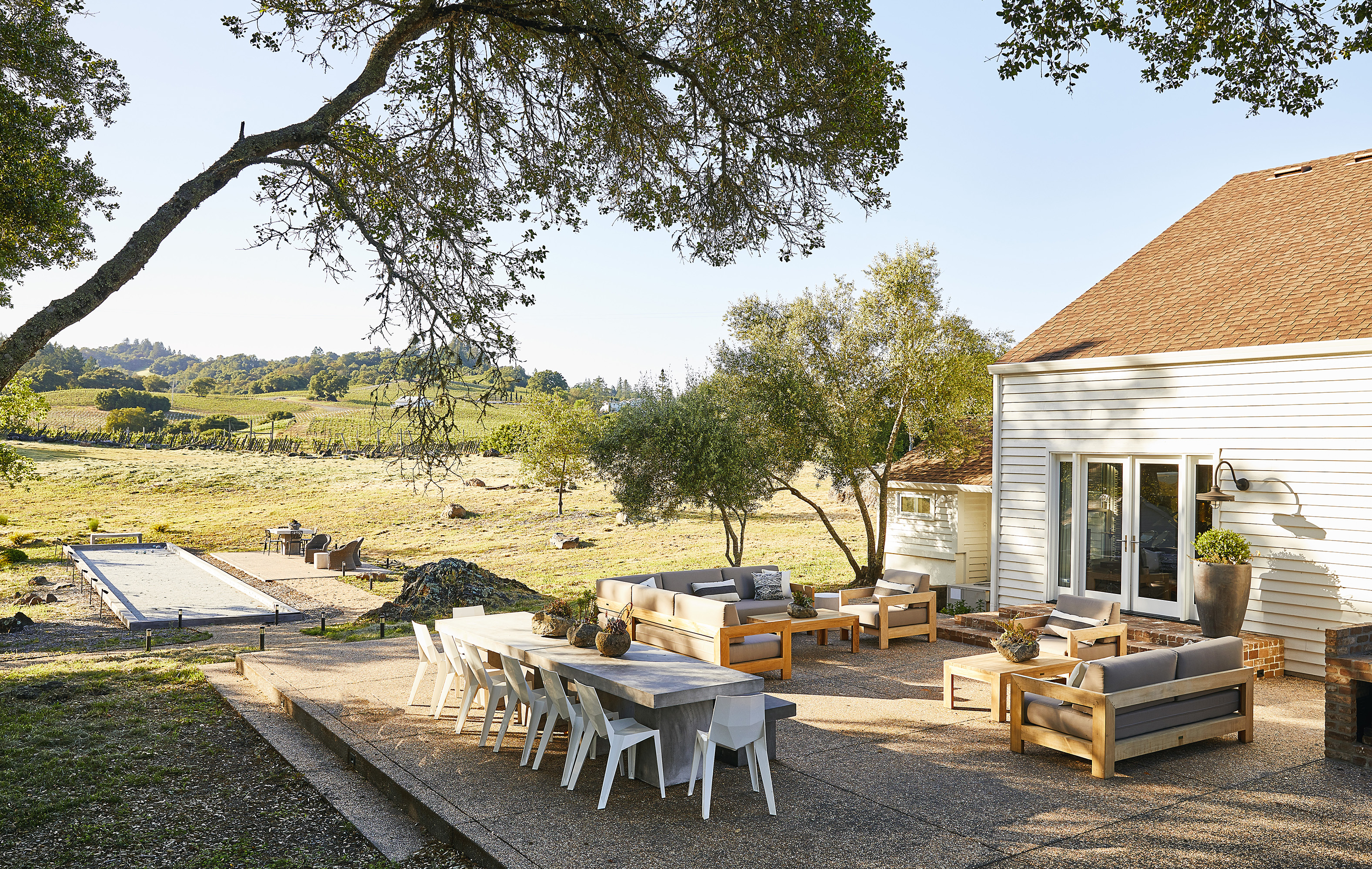 Our favorite California wine country houses