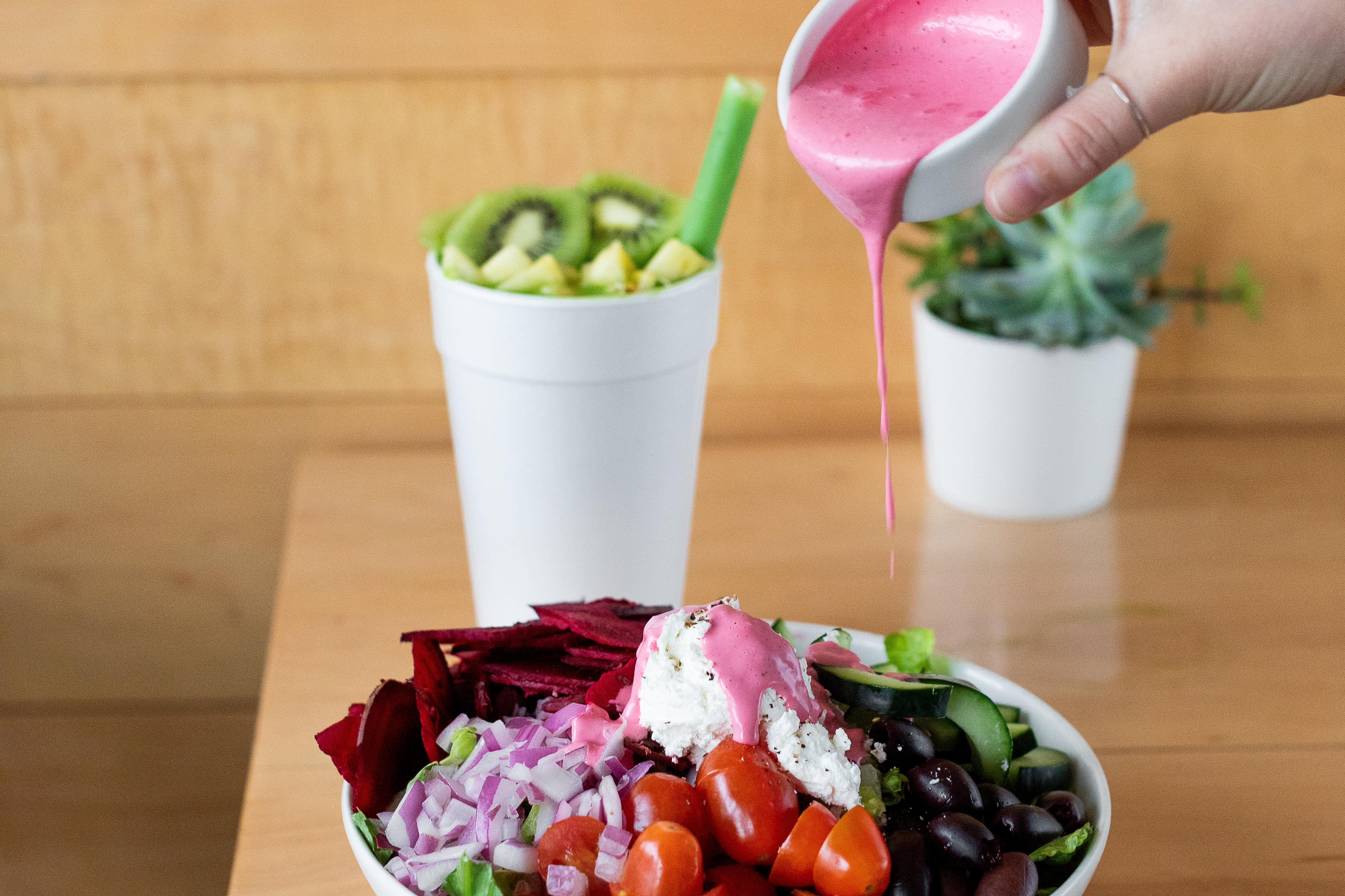 Saucy New Salad Restaurant Sweeps Into the Loop