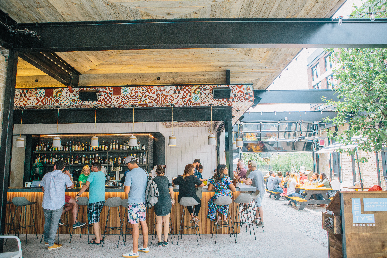 Look Inside Arrive East Austin Hotel's New Casual Cajun Bar