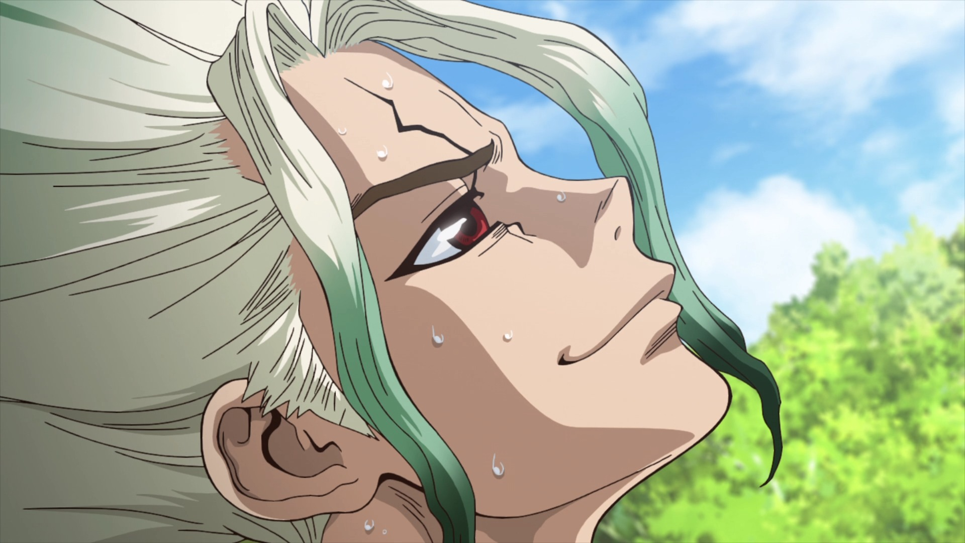 Dr. Stone is an isekai anime with all of the exposition and none of the magic