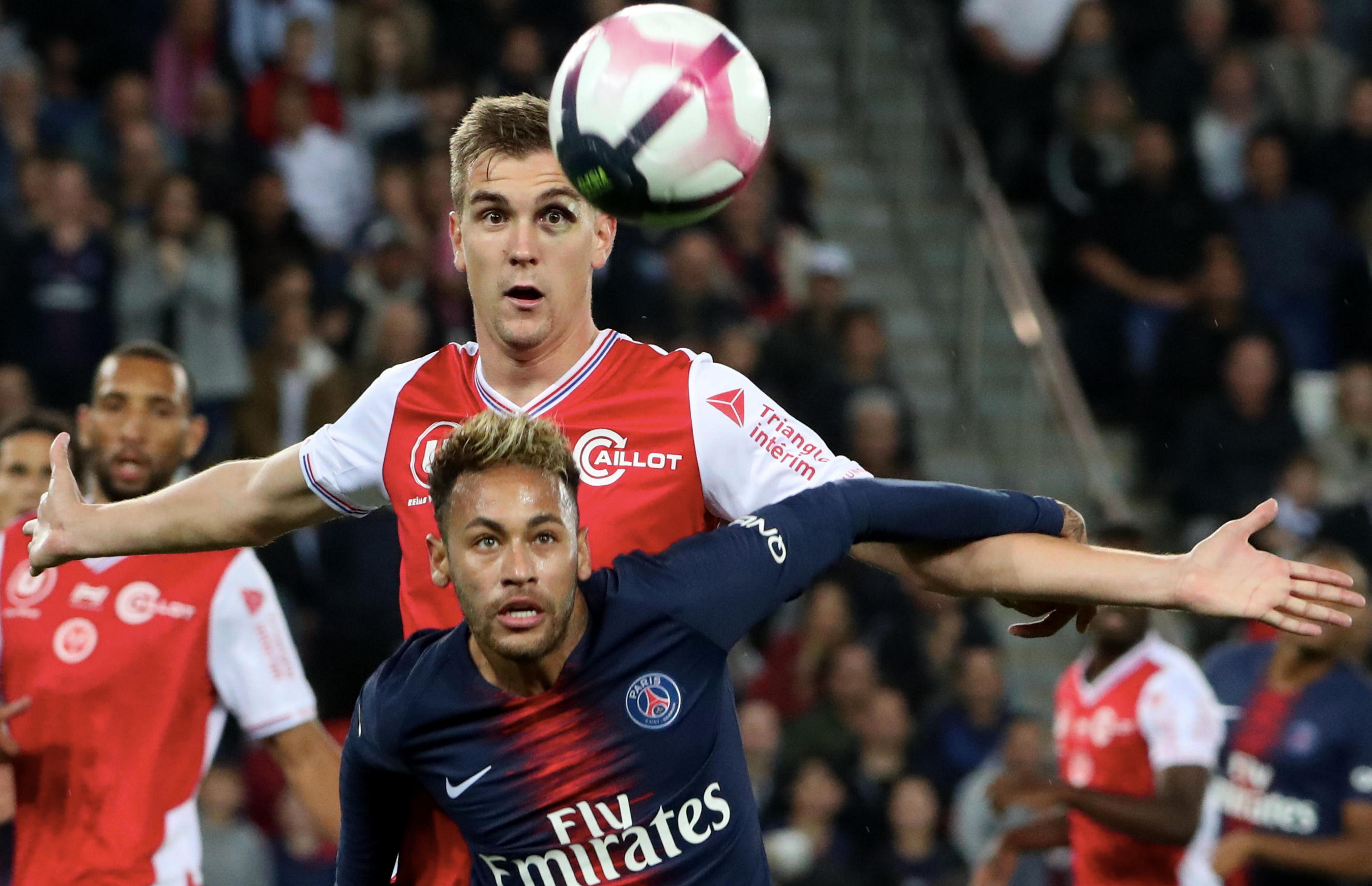 Paris Saint-Germain v Stade Reims - Ligue 1