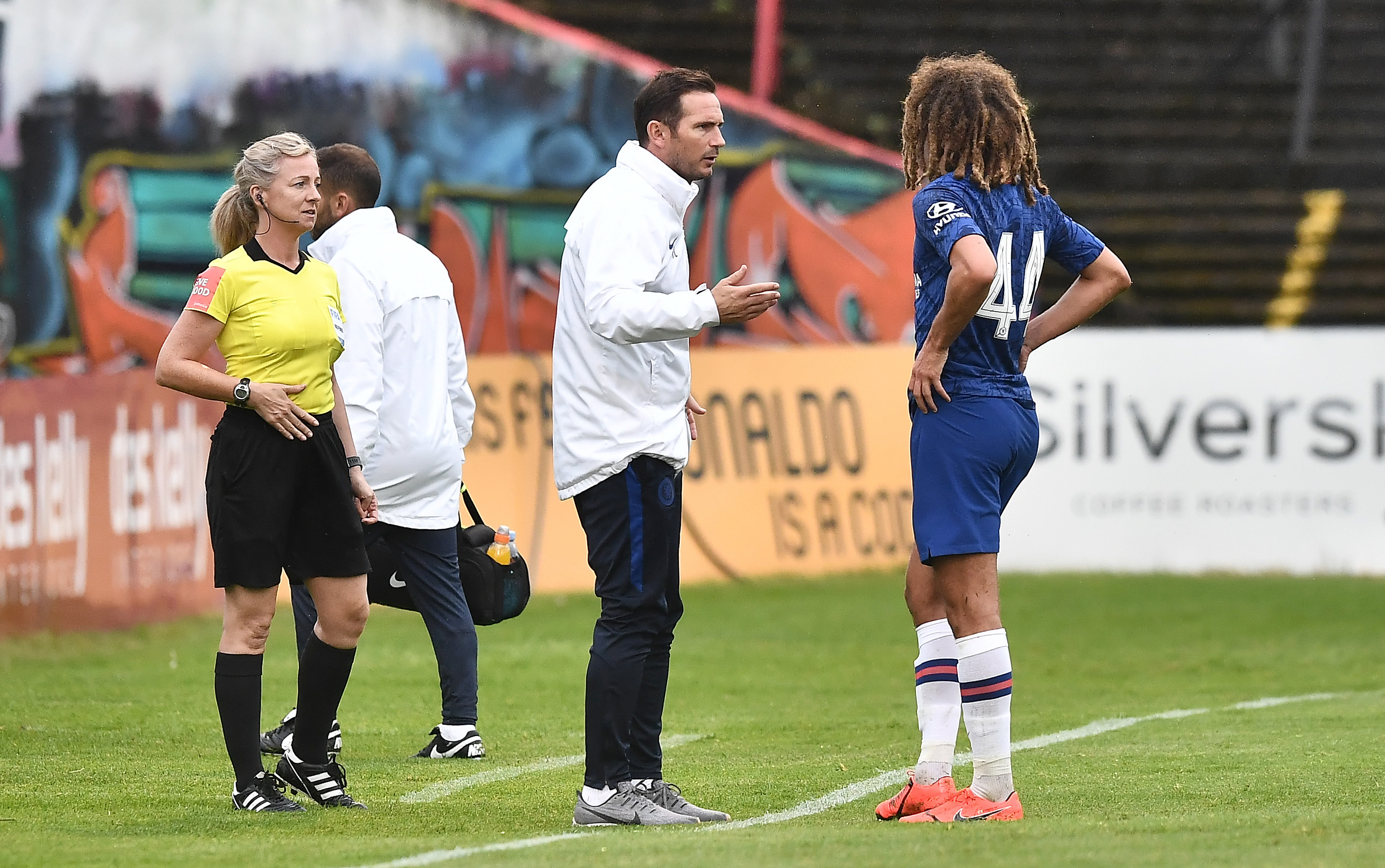 Lampard wants Ampadu to go on loan and play 'a lot of games'