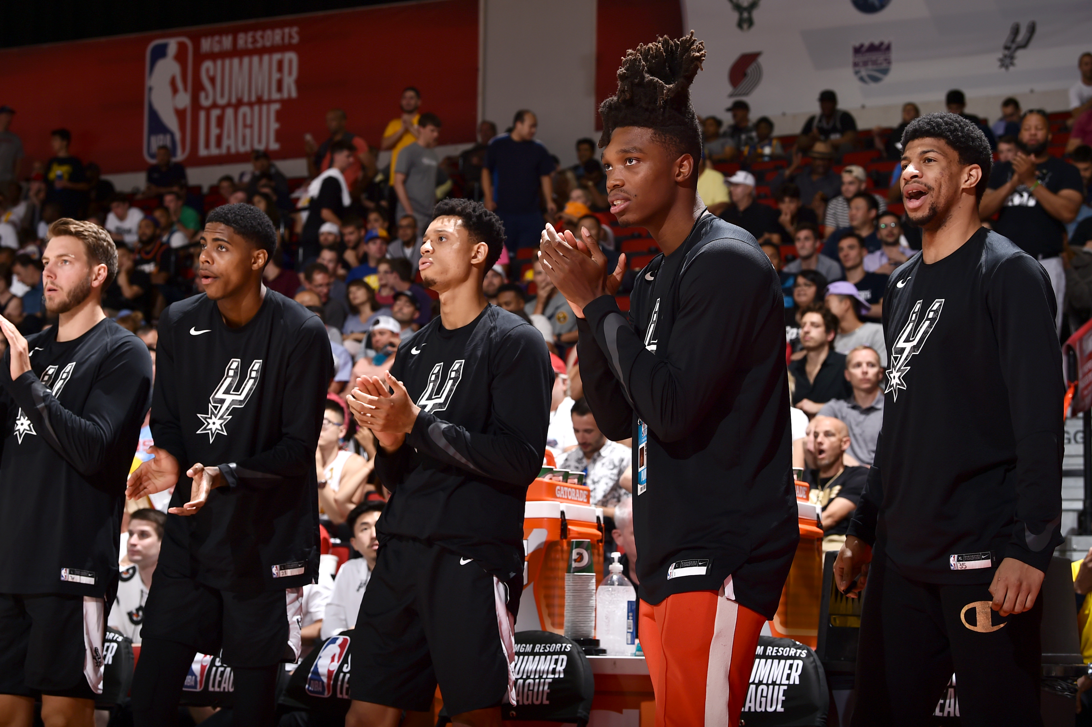 2019 Las Vegas Summer League - San Antonio Spurs v Phoenix Suns