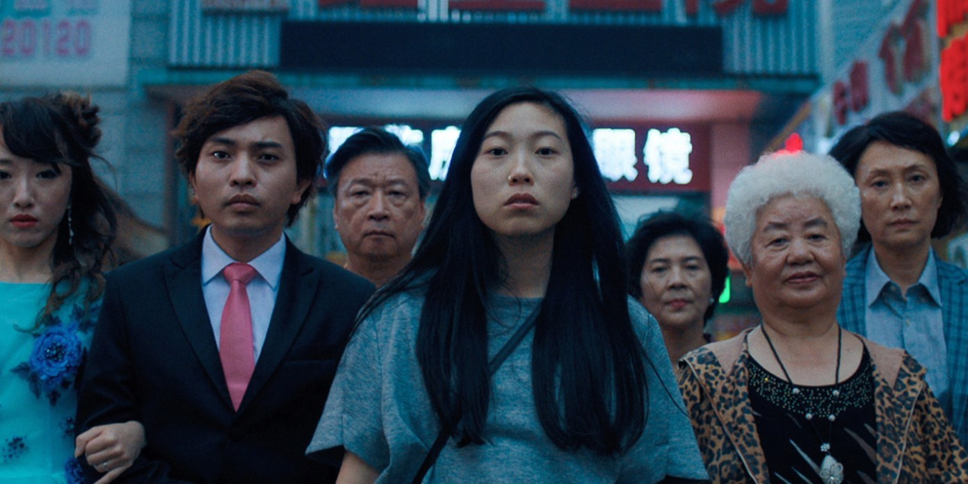 Awkwafina stars in The Farewell as Billi, a stand-in for writer and director Lulu Wang.