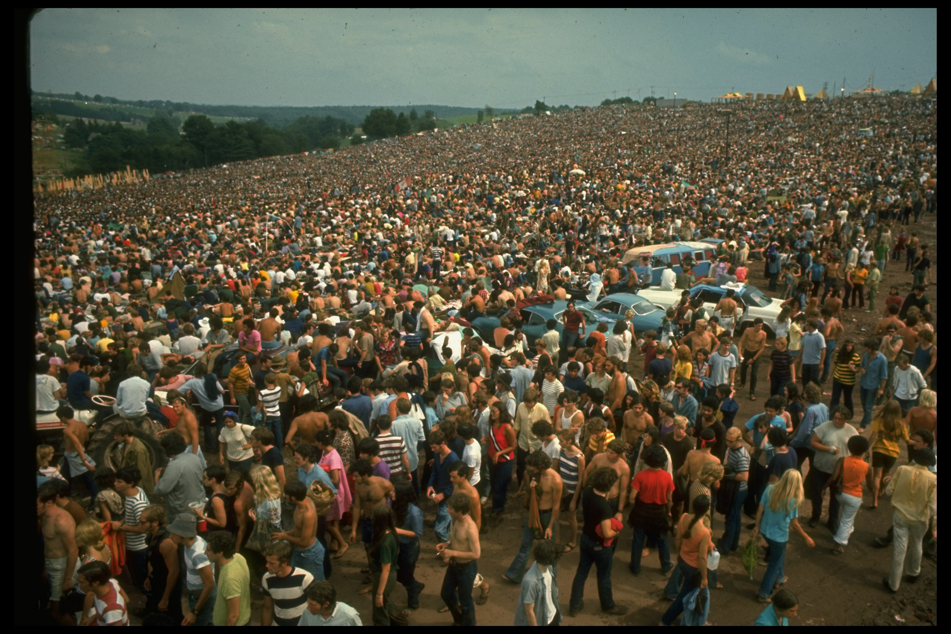 Break Stuff': Everything You Know About the First Woodstock