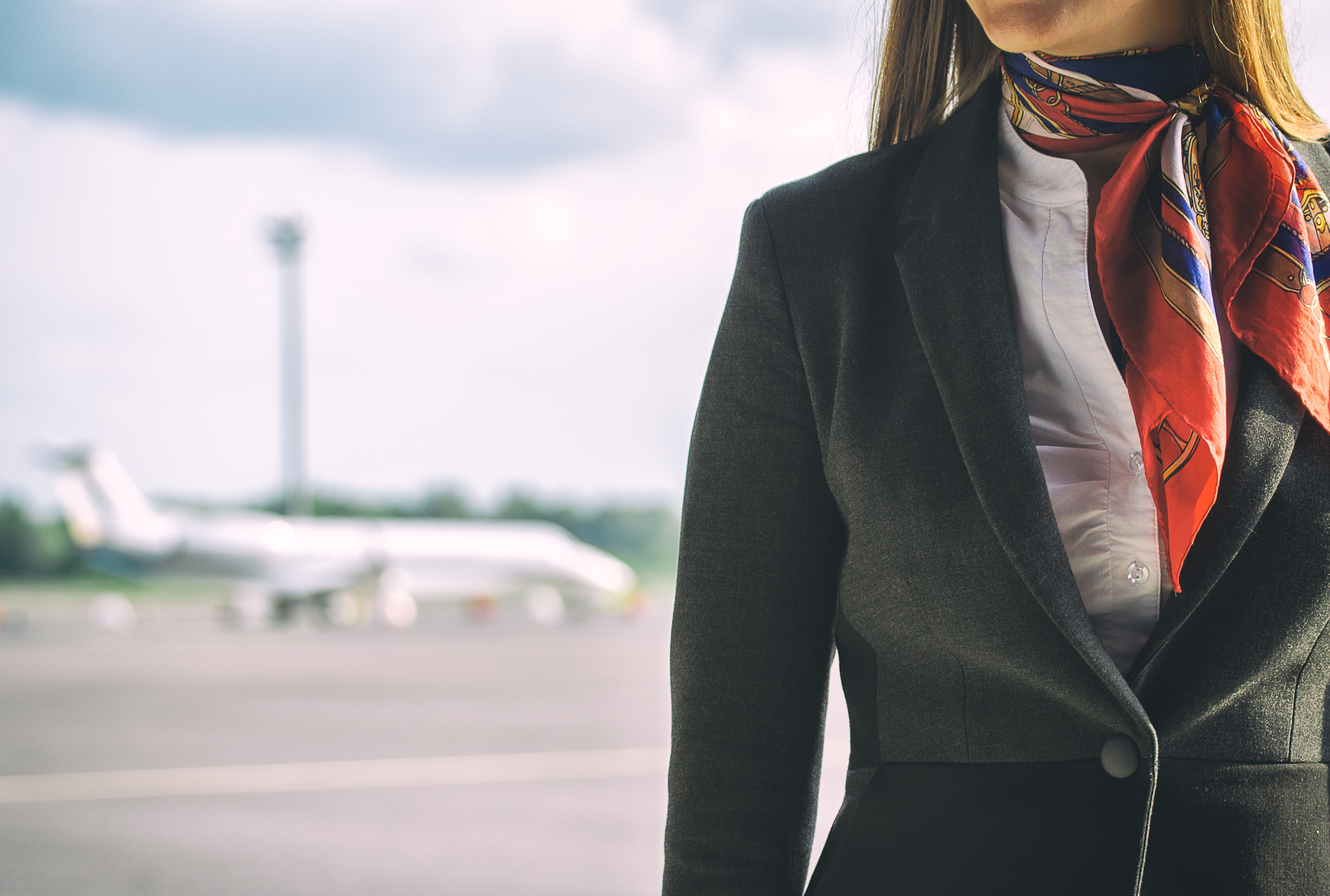 Flight attendants keep getting sick. It's likely because of their uniforms.