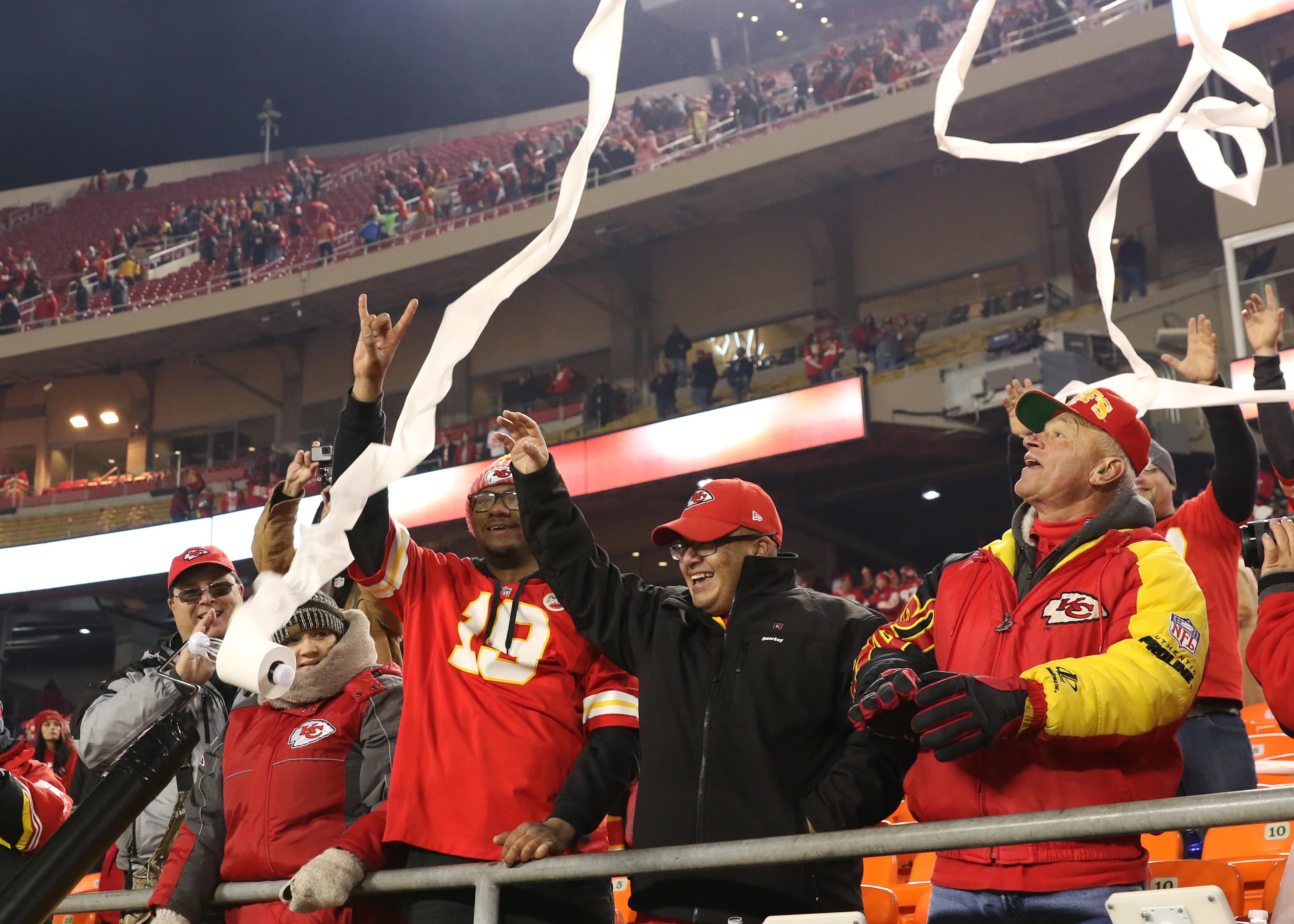 NFL: DEC 30 Raiders at Chiefs