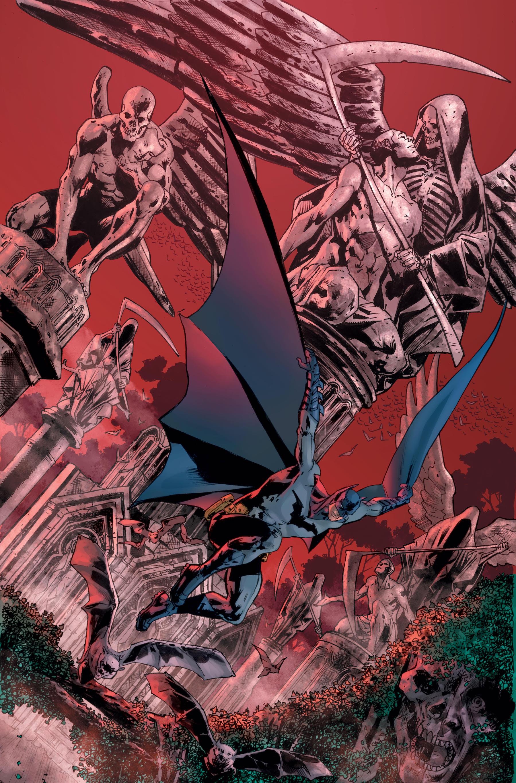 Warren Ellis is bringing Batman to his grave this fall