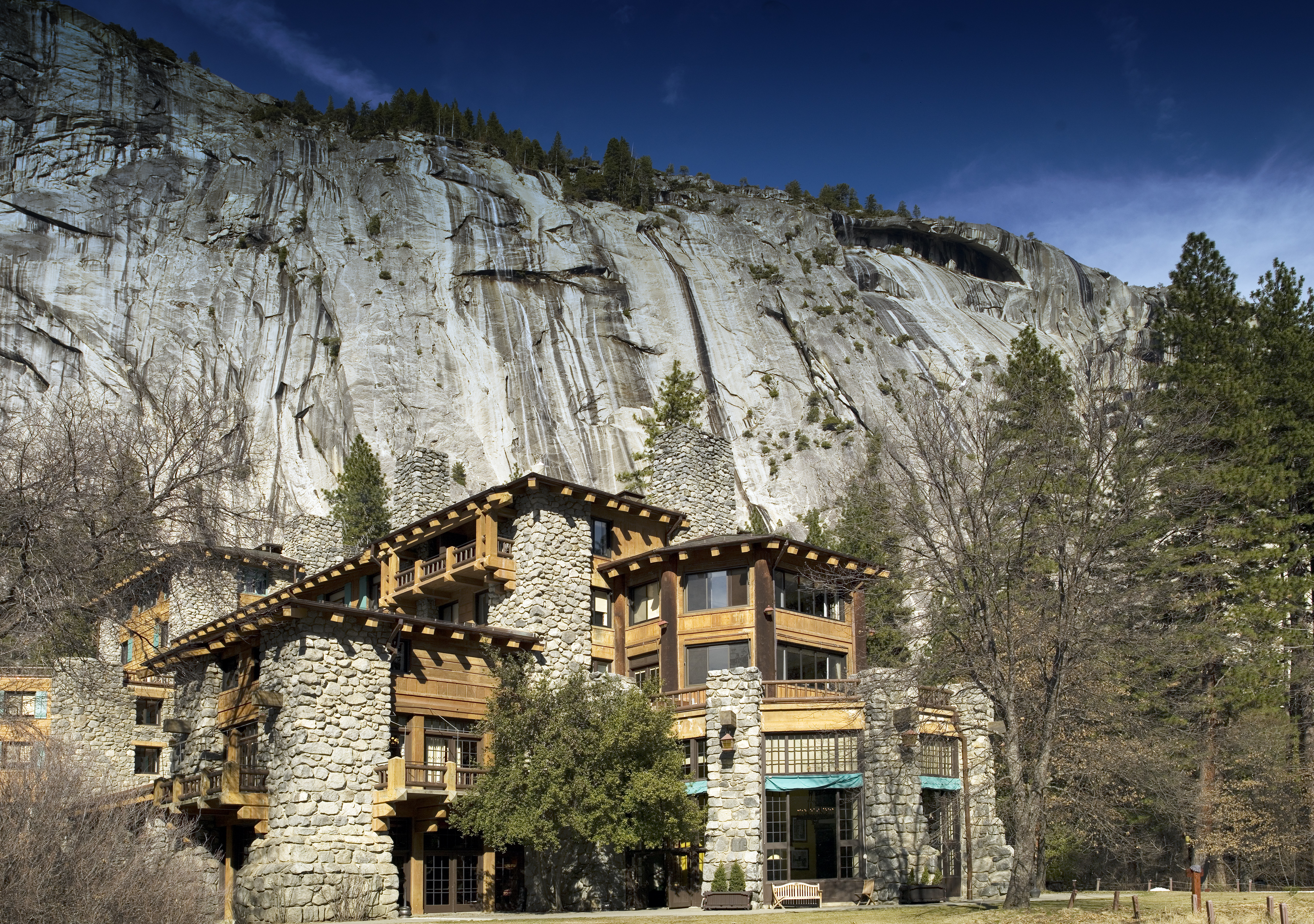 Yosemite's Famous Restaurants Get Their Names Back After $12 Million Lawsuit