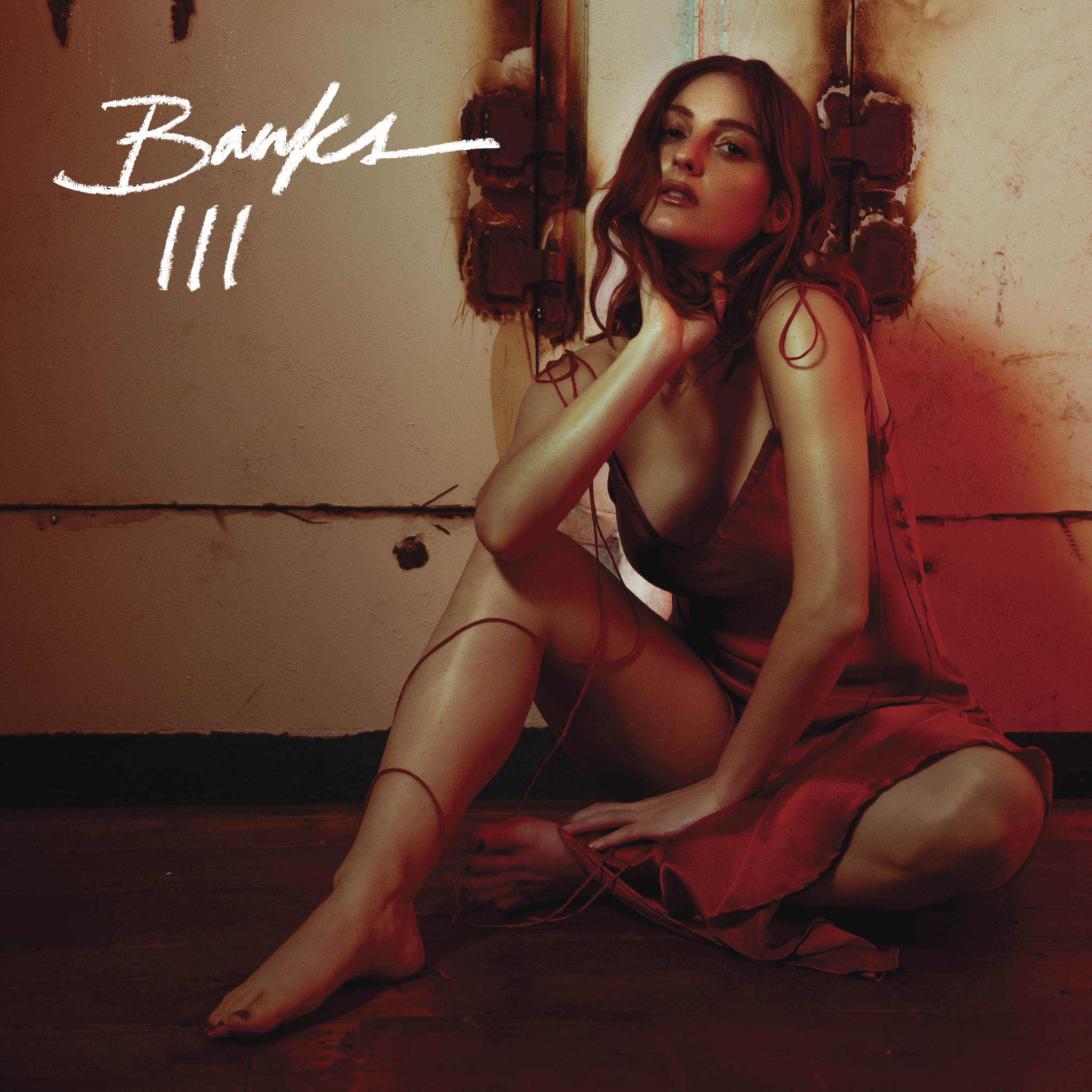"""""""III"""", the new release from BANKS."""