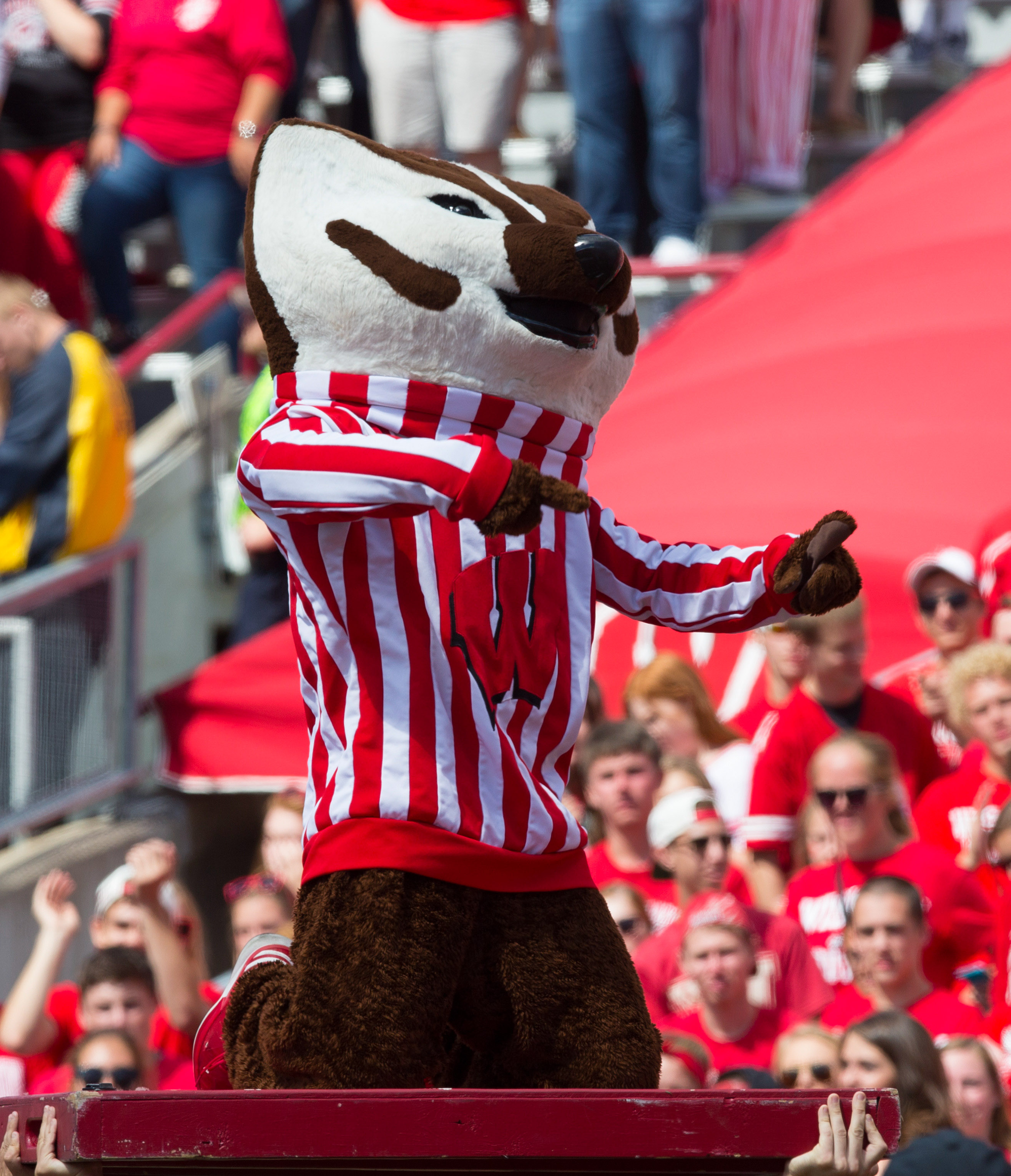 NCAA Football: Miami (Ohio) at Wisconsin