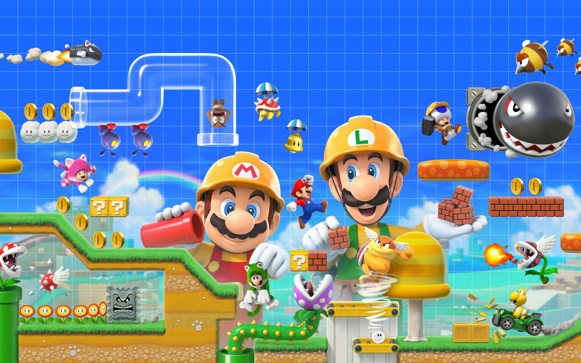 Nintendo deletes level from top Mario Maker 2 player for mysterious reasons