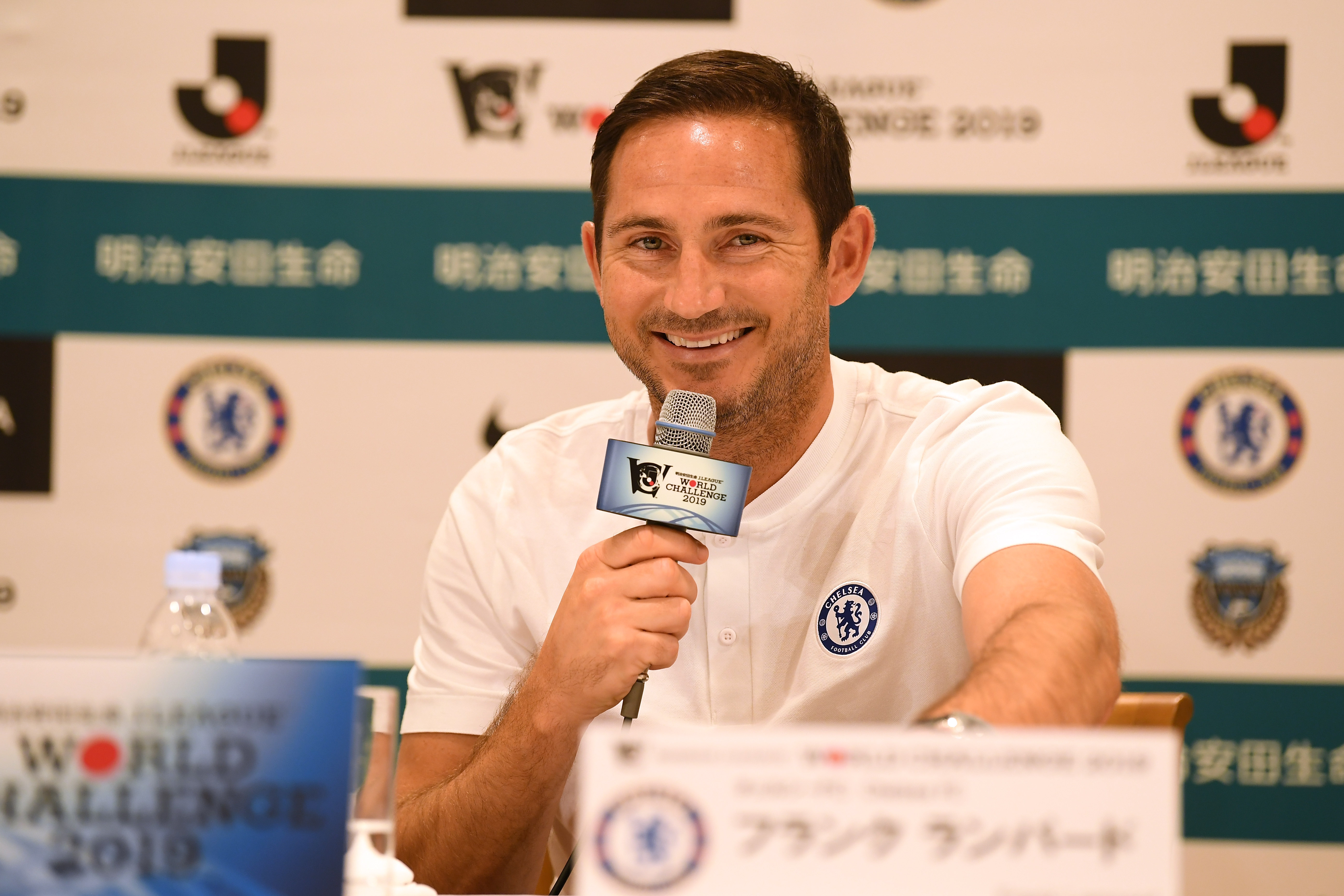 Lampard on Kanté, Hudson-Odoi, Mount, and being successful this season with Chelsea
