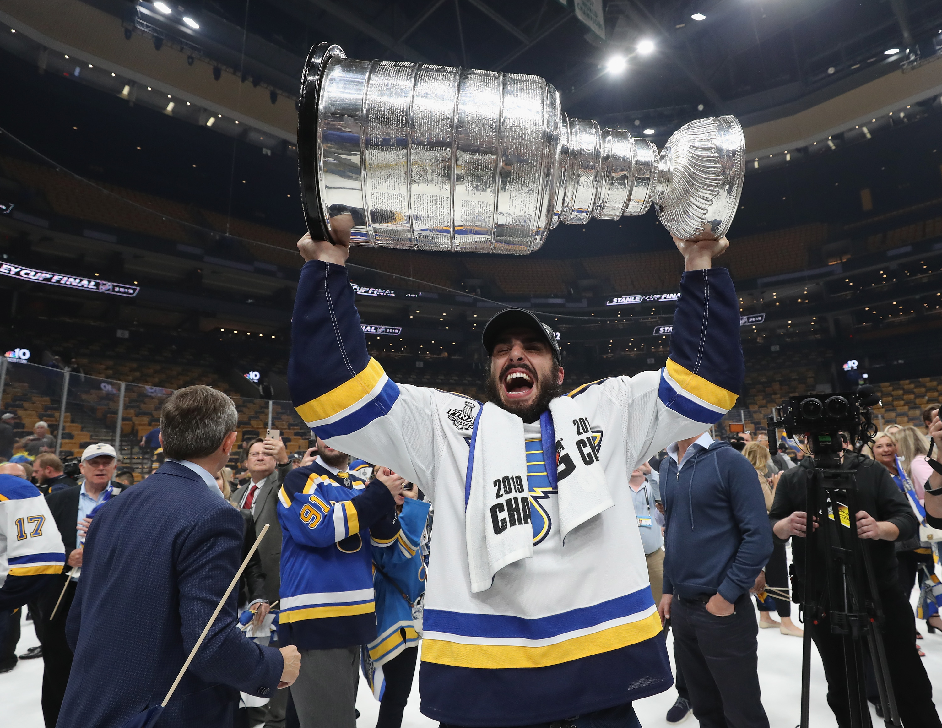 2019 NHL Stanley Cup Final - Game Seven