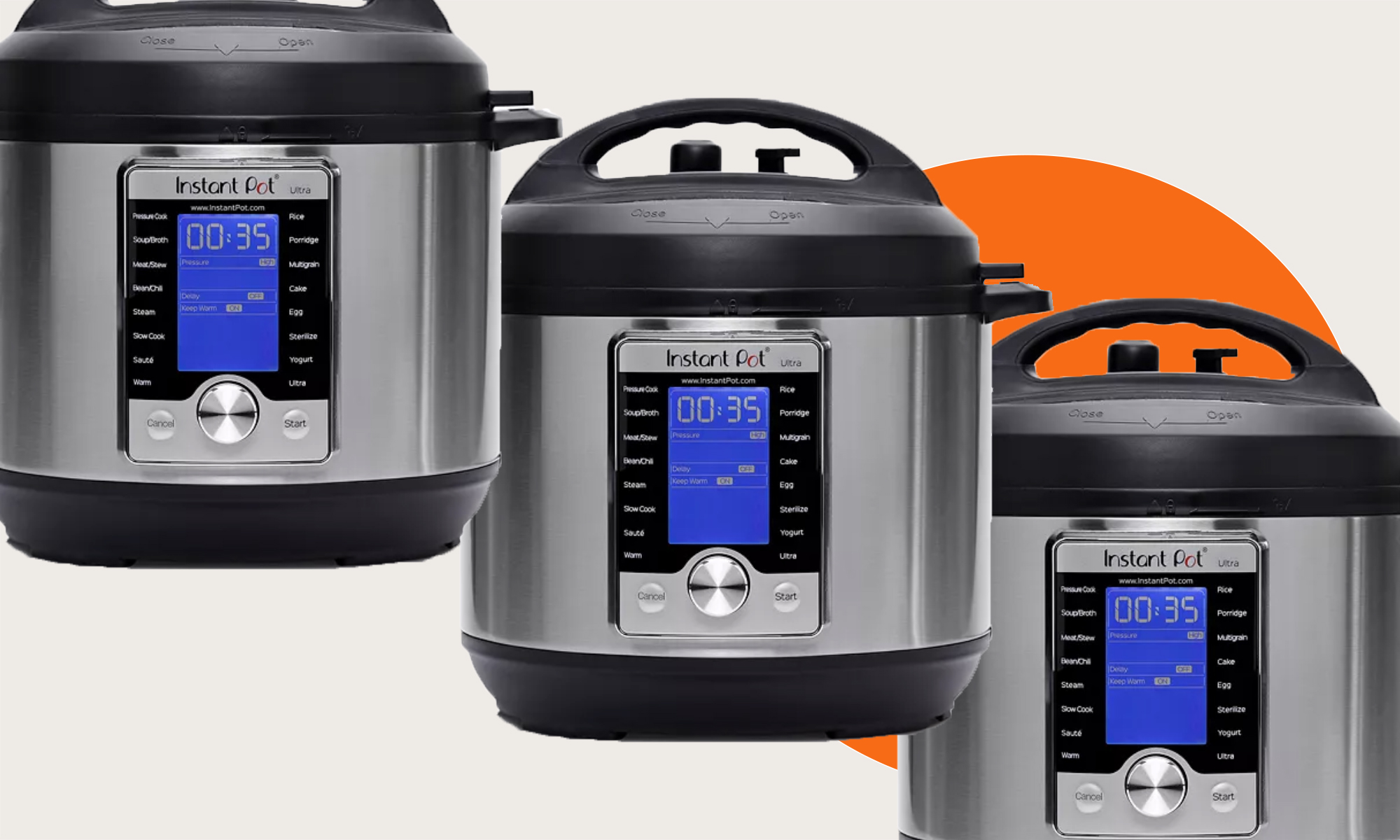 Have You Considered Purchasing an Instant Pot on This Not Particularly Meaningful Day?