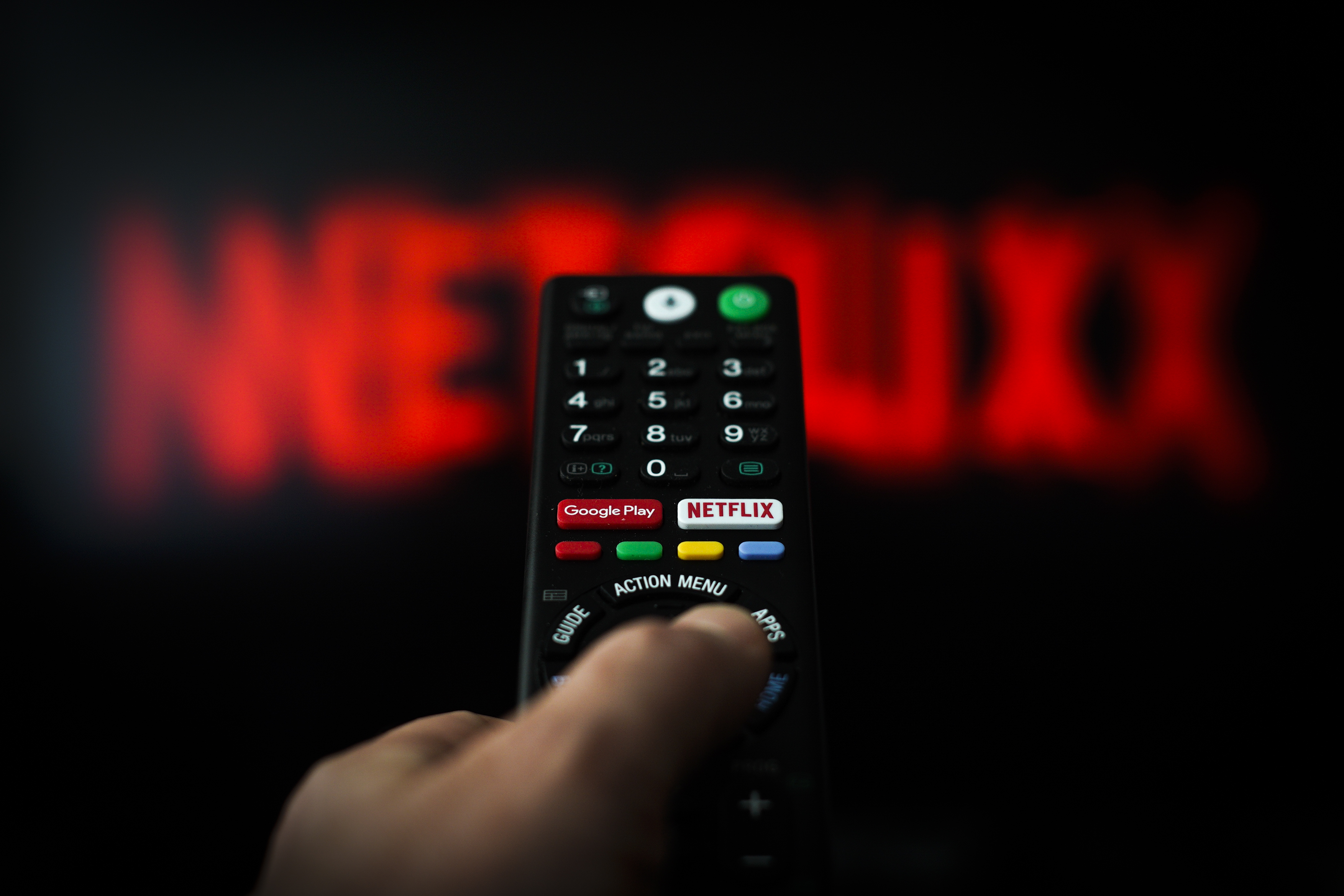 Password sharing could be a good thing for Netflix and Hulu