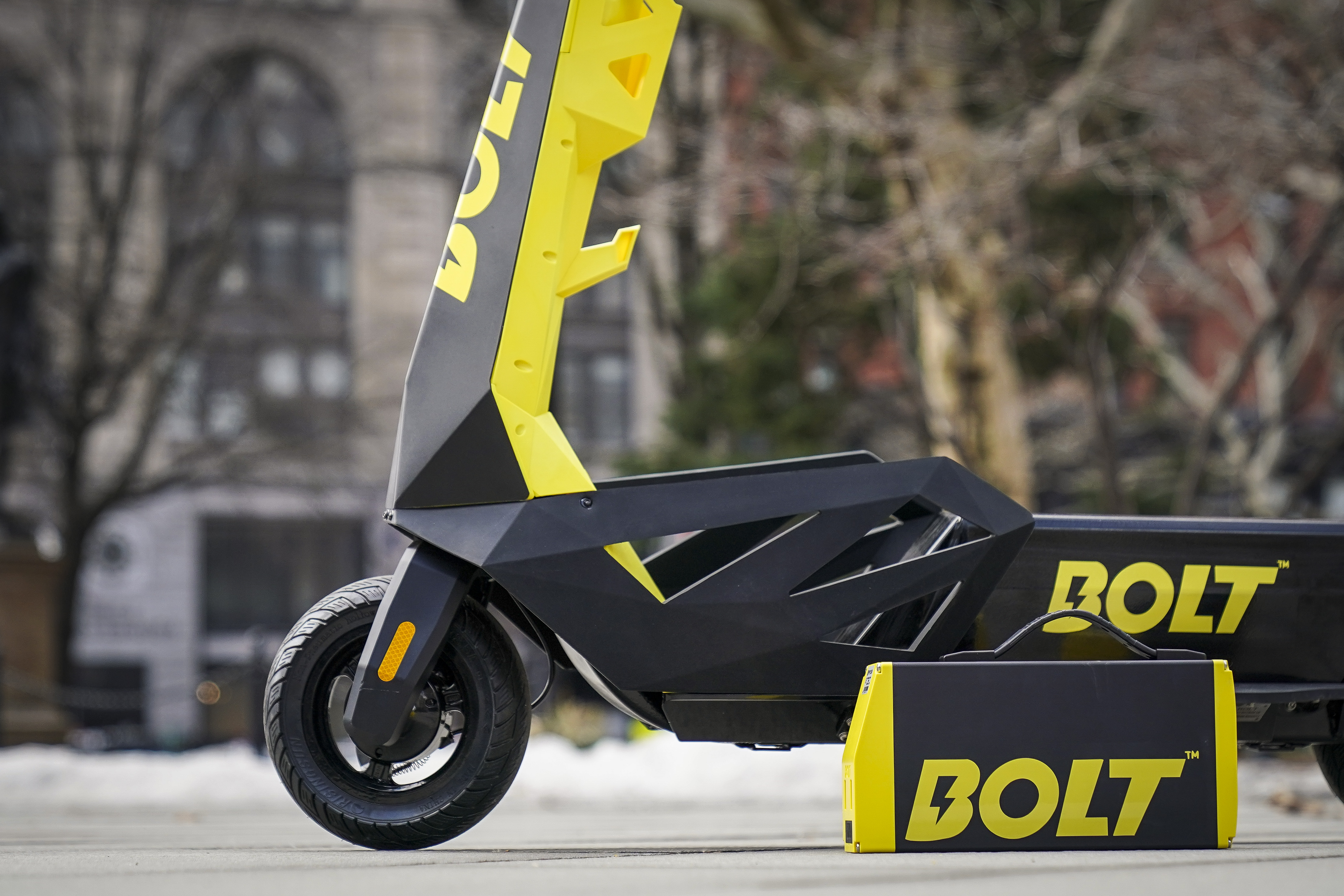 D.C. permits electric scooters from company co-founded by former Olympic athlete