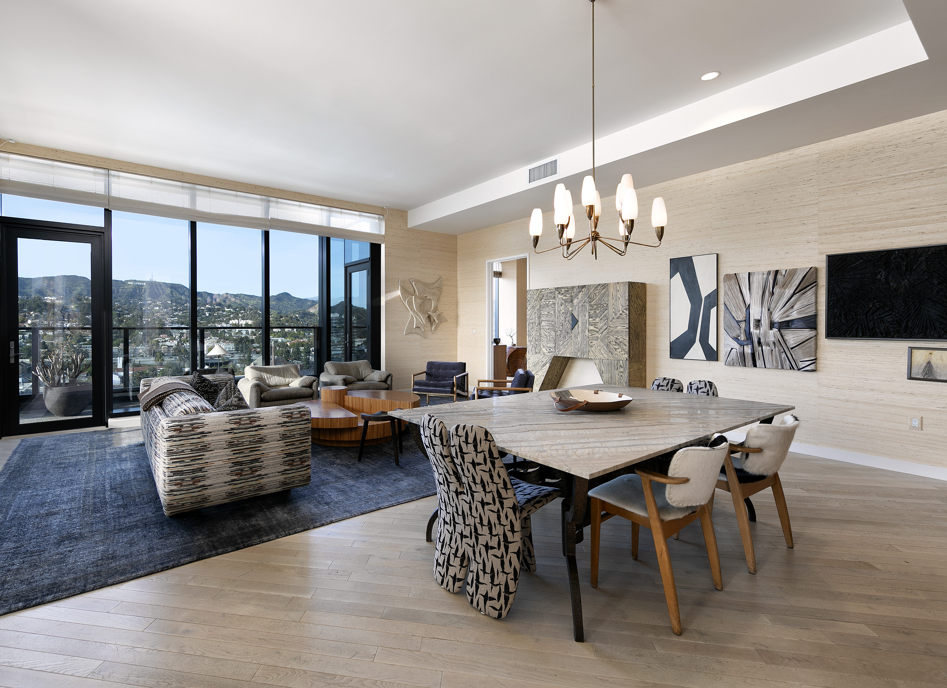 Hollywood: Where a penthouse rents for $30K per month