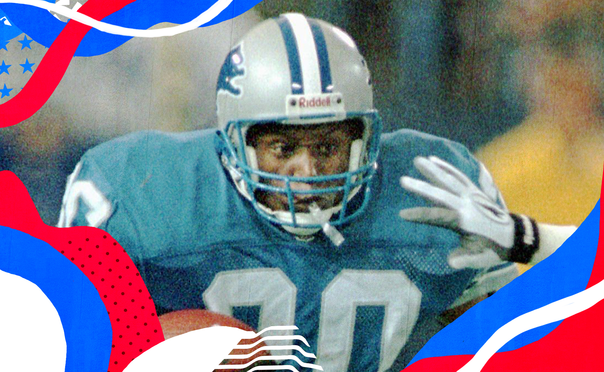 Happy 51st birthday to Barry Sanders, the greatest running back of all time