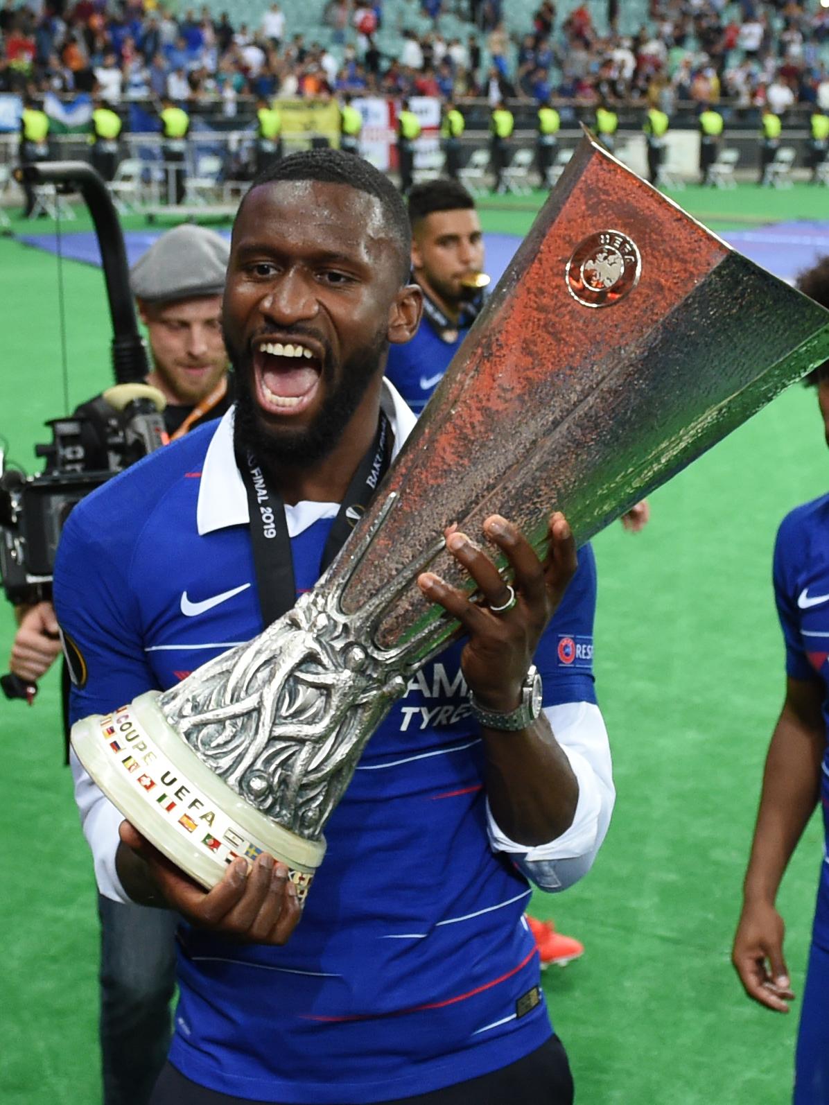 Chelsea targeting mid-September return for Antonio Rüdiger — report