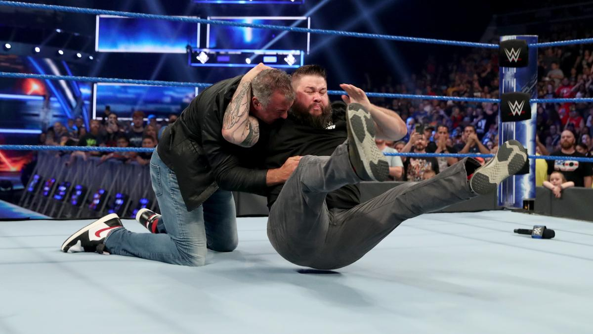 Cageside Seats Archives - WWE SmackDown - Page 15