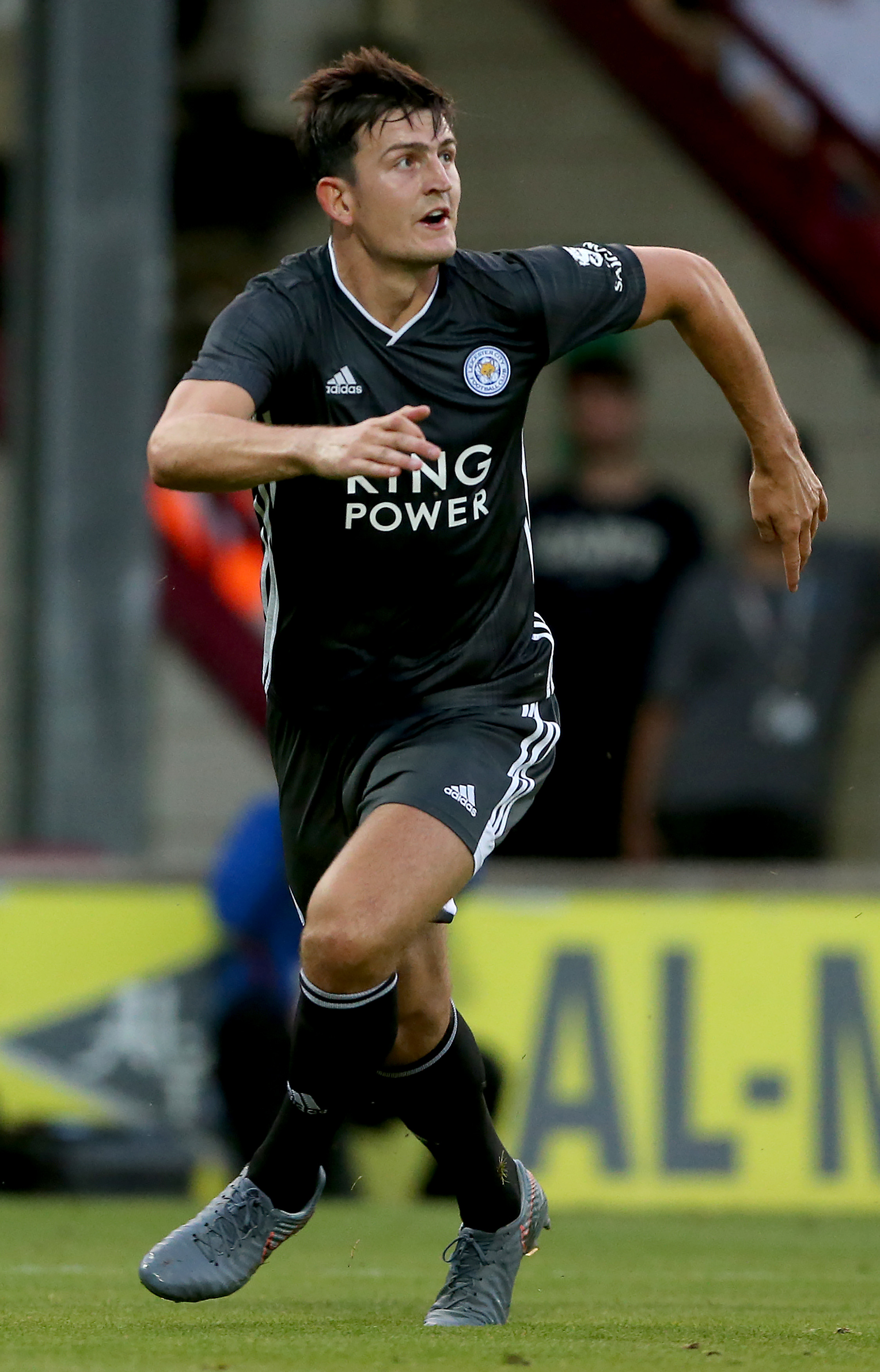 Leicester City want £90m for Maguire