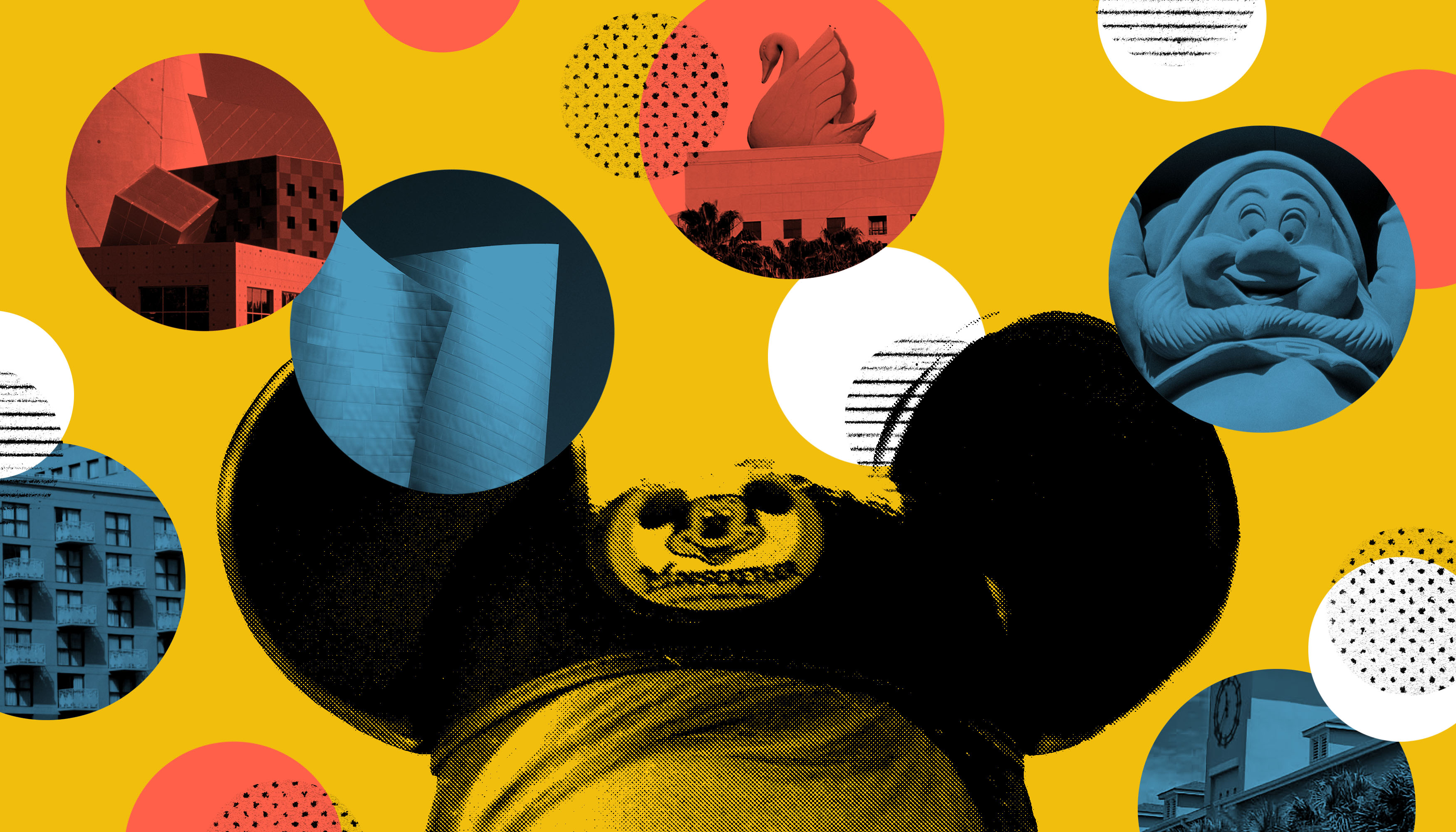 The magical (postmodern) world of Disney