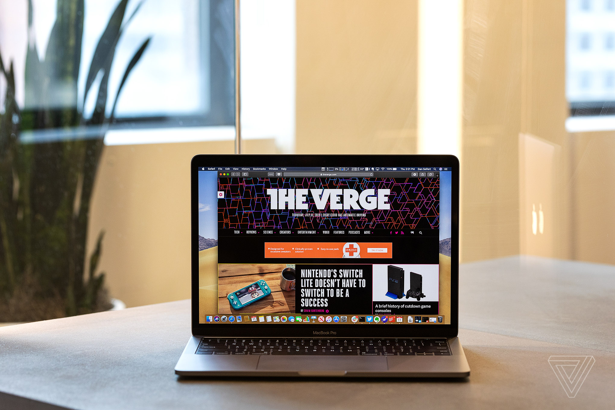 Apple MacBook Pro 13 2019 Two USB ports review: considered
