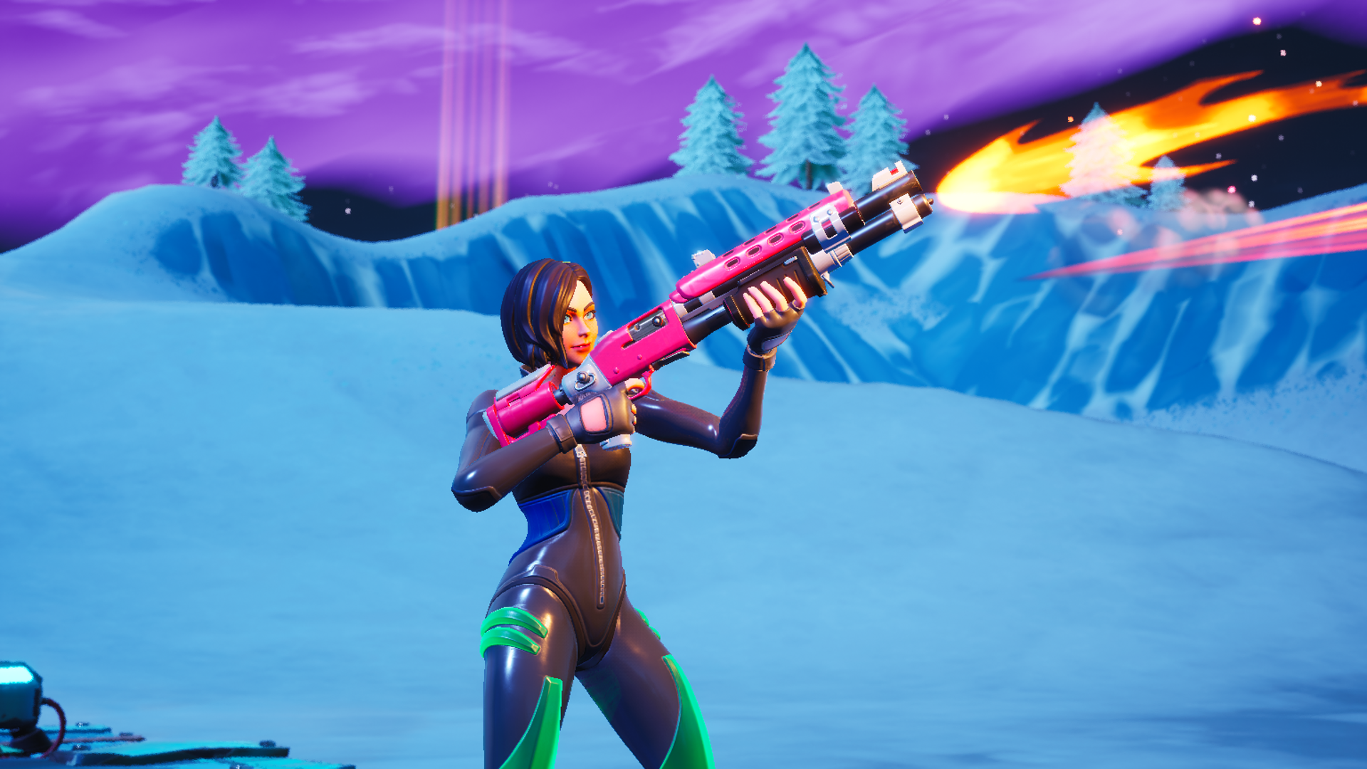 Fortnite patch v9.40 adds another new shotgun and brings back the Bolt-Action Sniper
