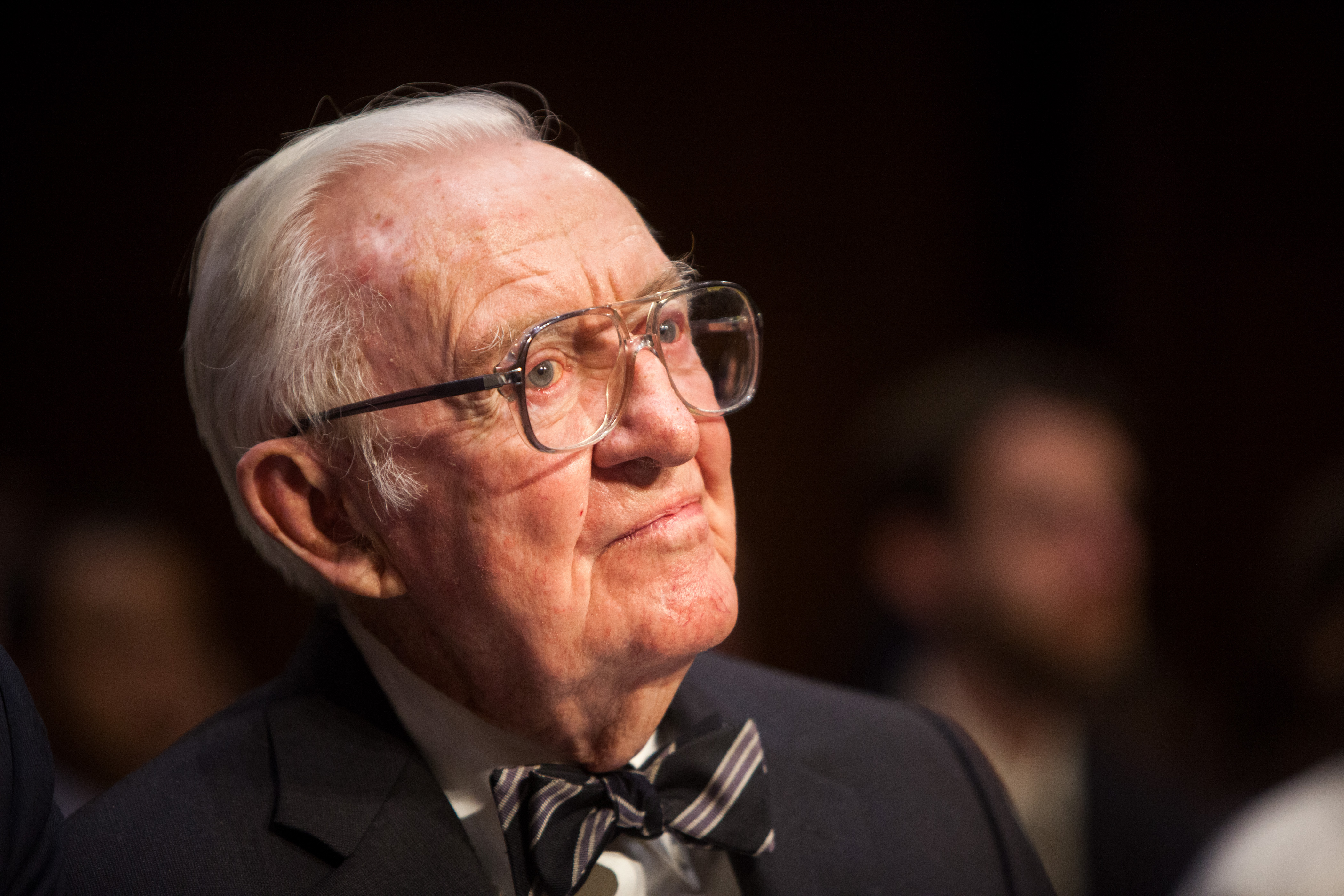 One of John Paul Stevens's last big ideas: repealing the 2nd Amendment