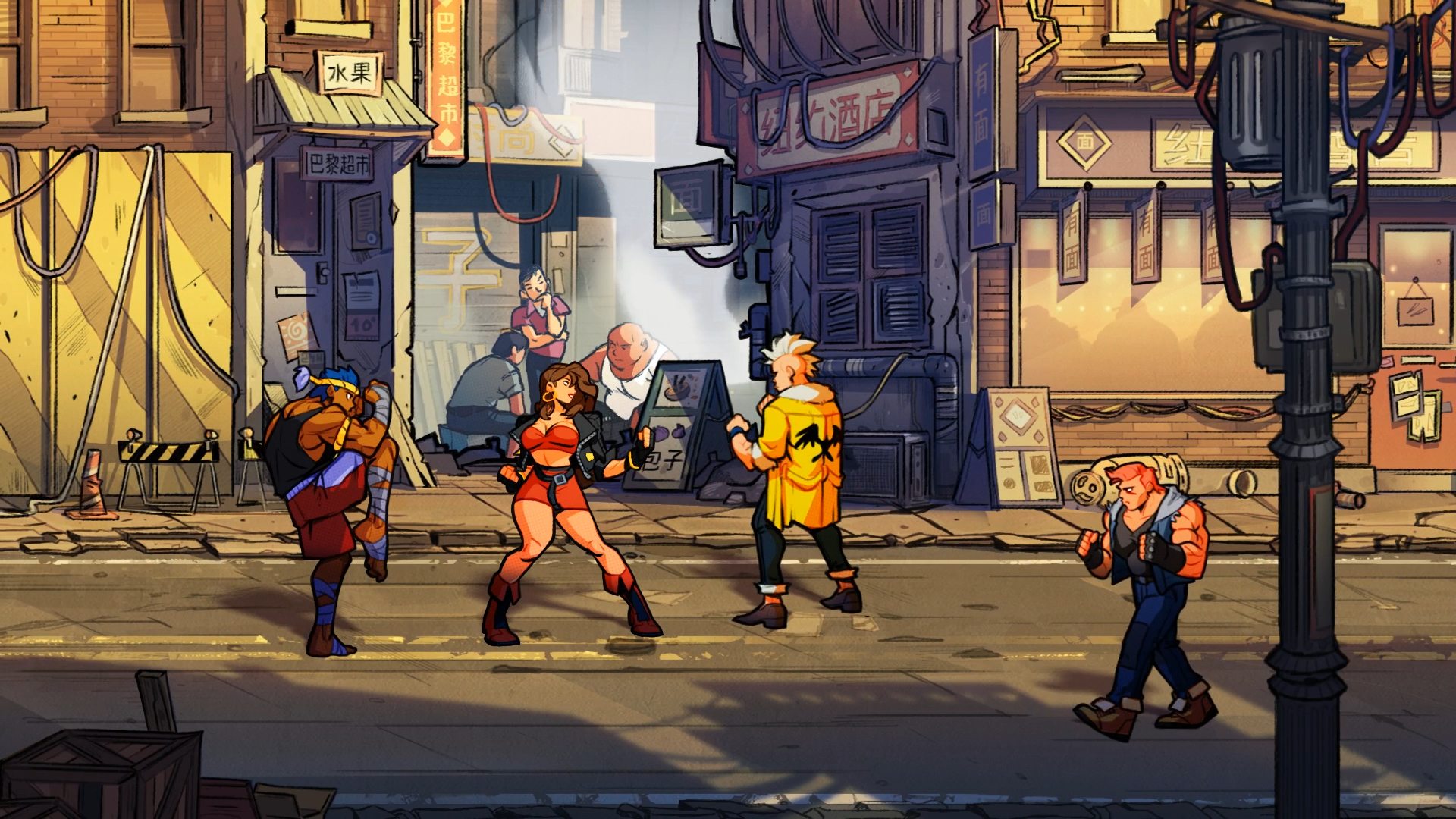 Streets of Rage 4 dev confirms composer Yuzo Koshiro coming back