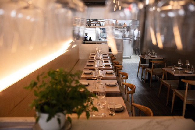 Ex-Blue Hill Chefs Unleash an Upscale Restaurant of Their Own in the West Village