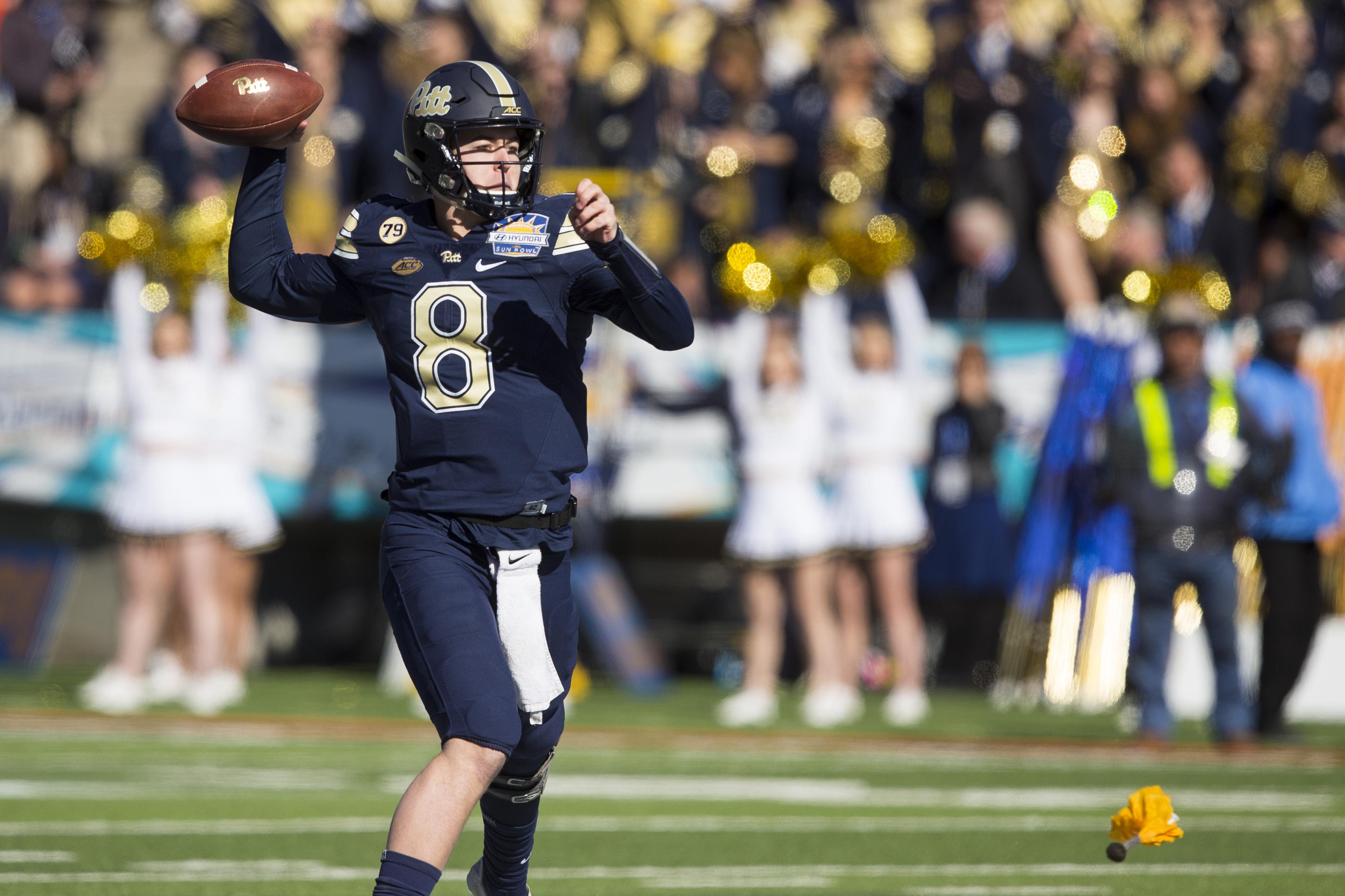 NCAA Football: Sun Bowl-Pittsburgh vs Stanford