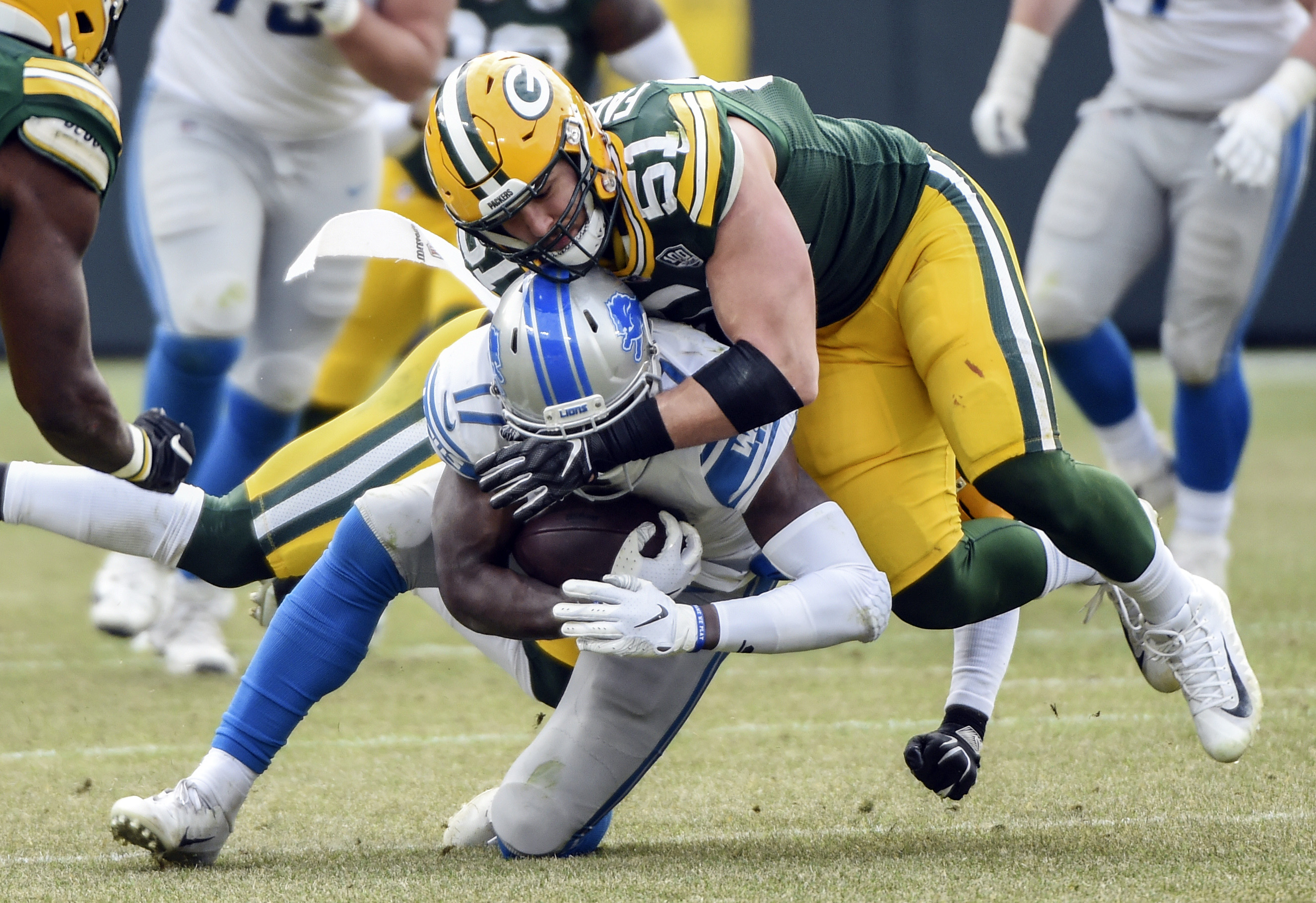 2019 Packers Roster Breakdown - Acme Packing Company
